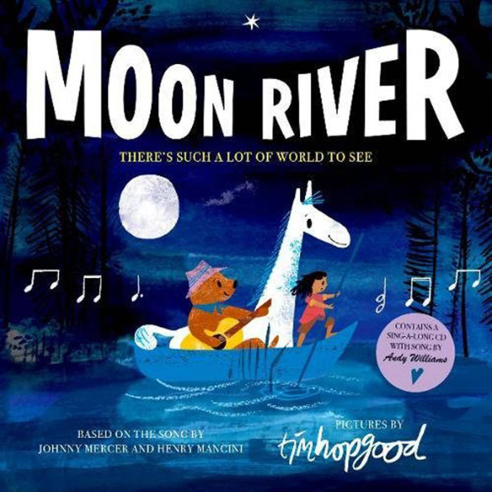 Moon River - Hardback Book