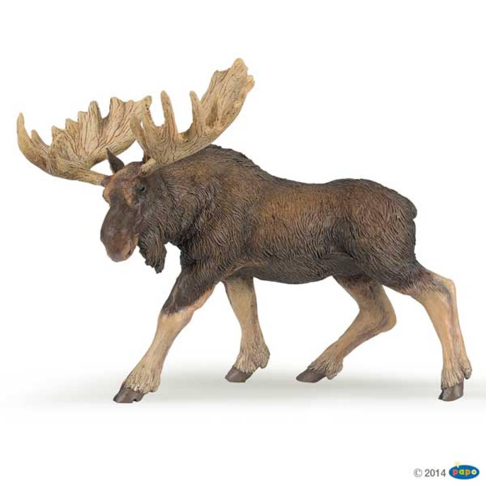 Moose PAPO WILD ANIMAL