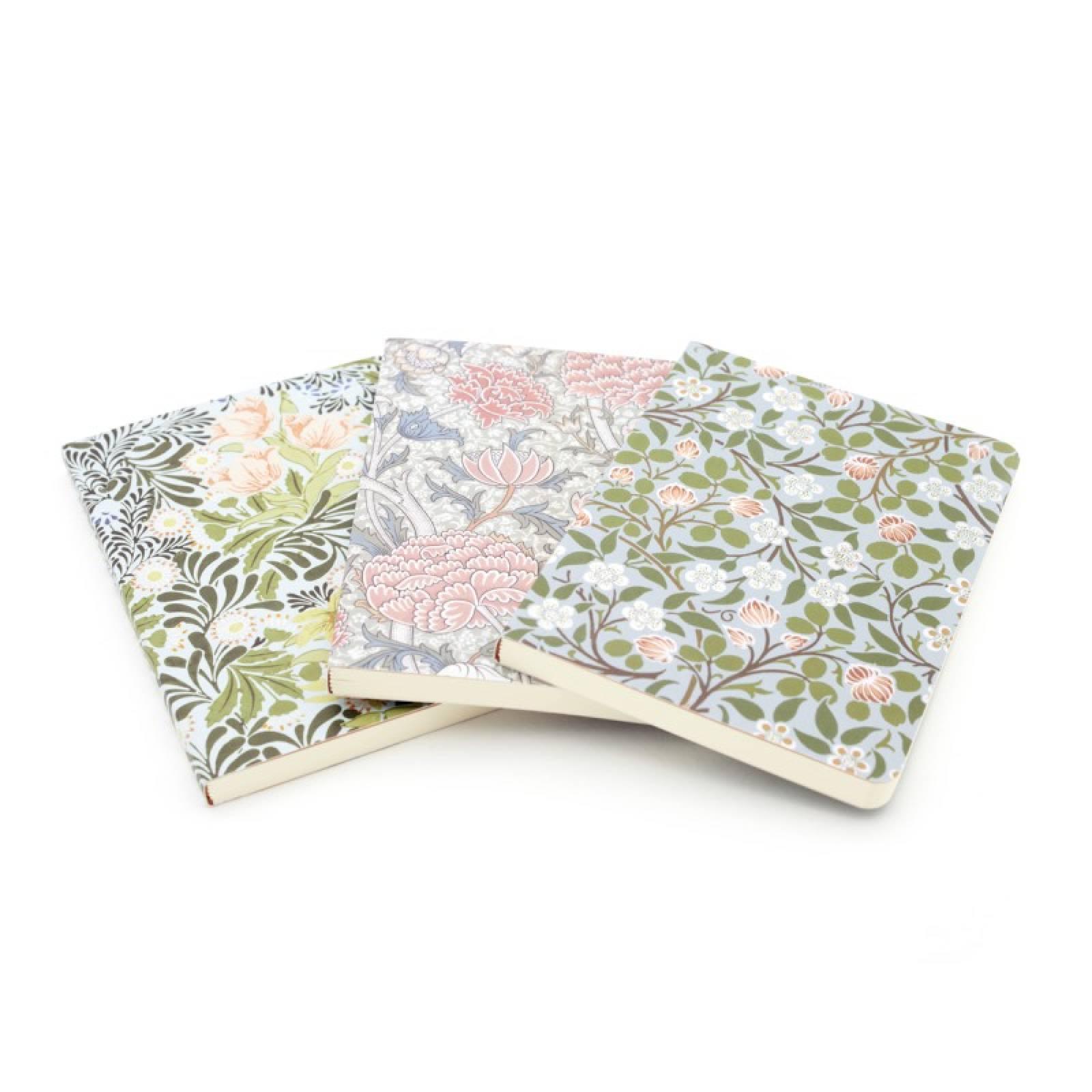 Morris & Co Set Of 3 Mini Notebooks thumbnails