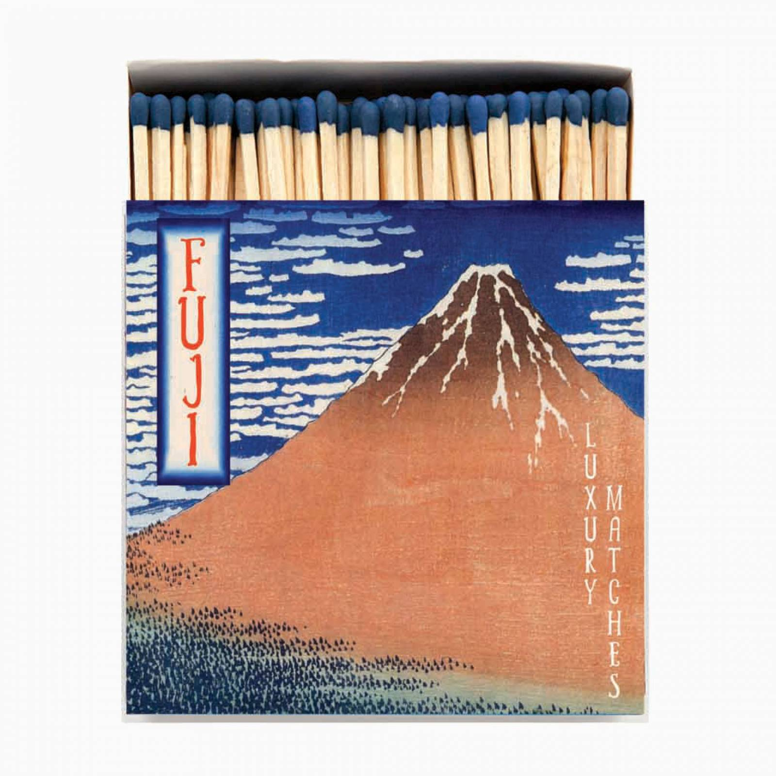 Mount Fuji - Square Box Of Safety Matches