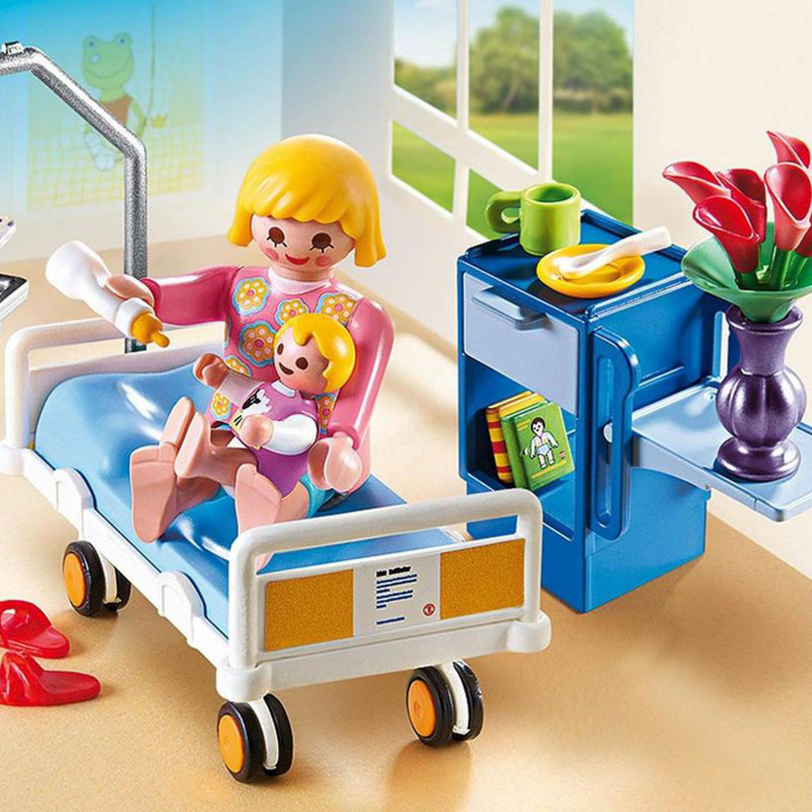 Maternity Room City Life Playmobil 6660 4-10yrs