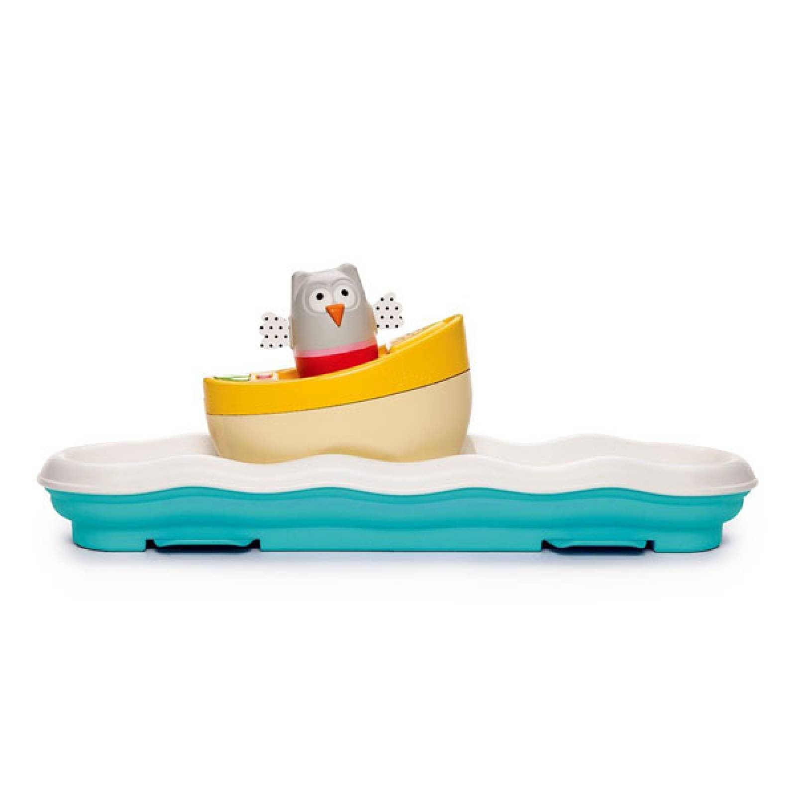 Musical Boat Cot Toy By Taf Toys 0+