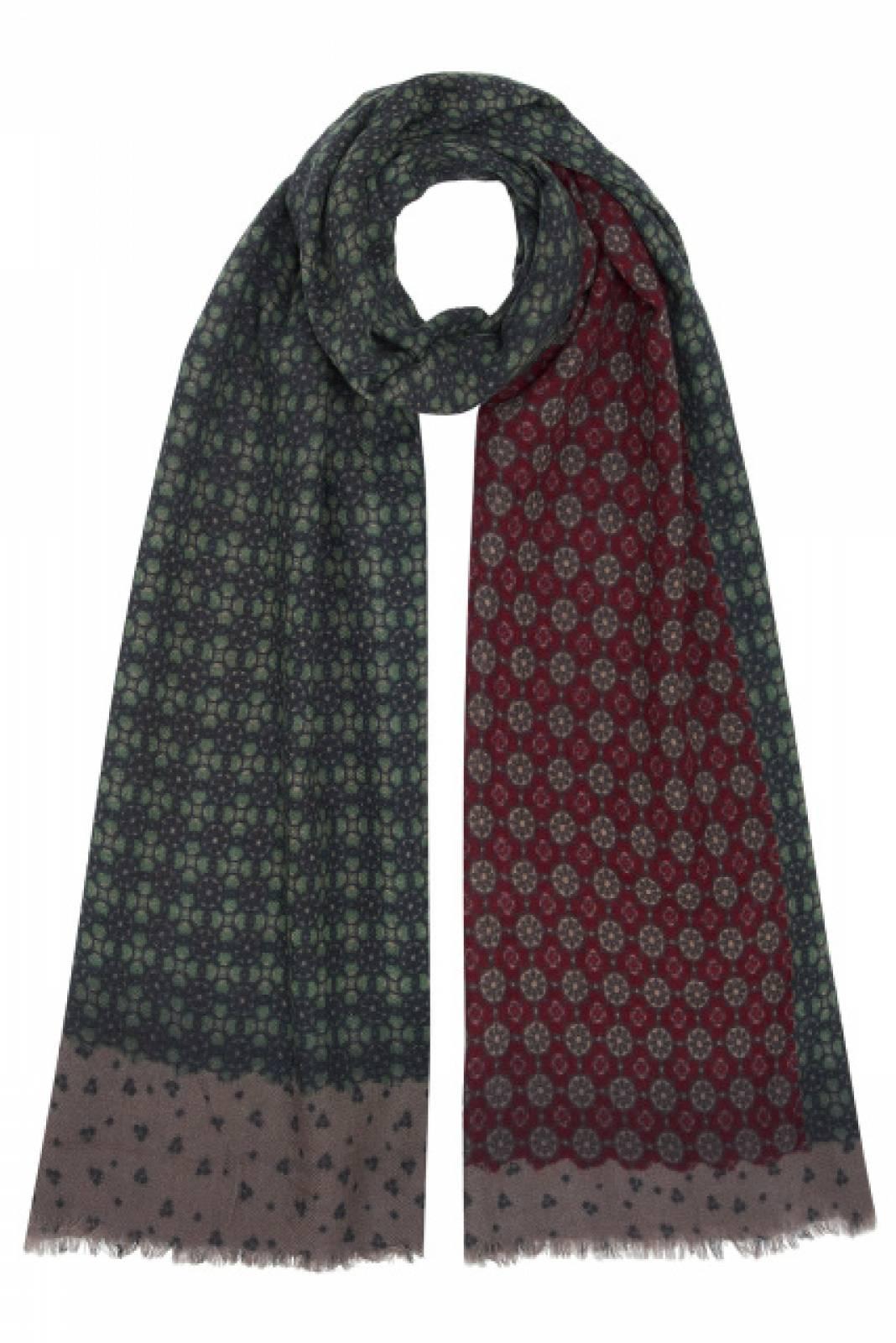 Nantes Wool Scarf By Jo Edwards