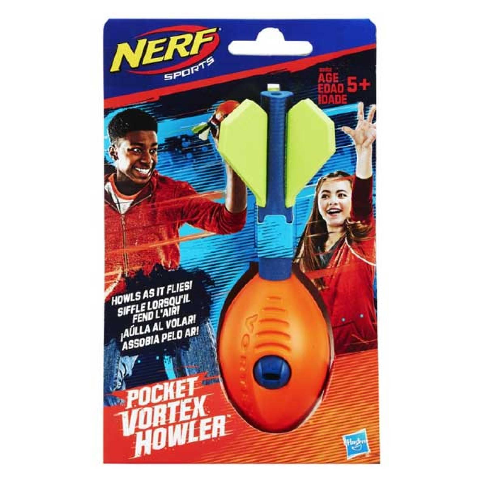 Nerf N-Sports Pocket Vortex Howler