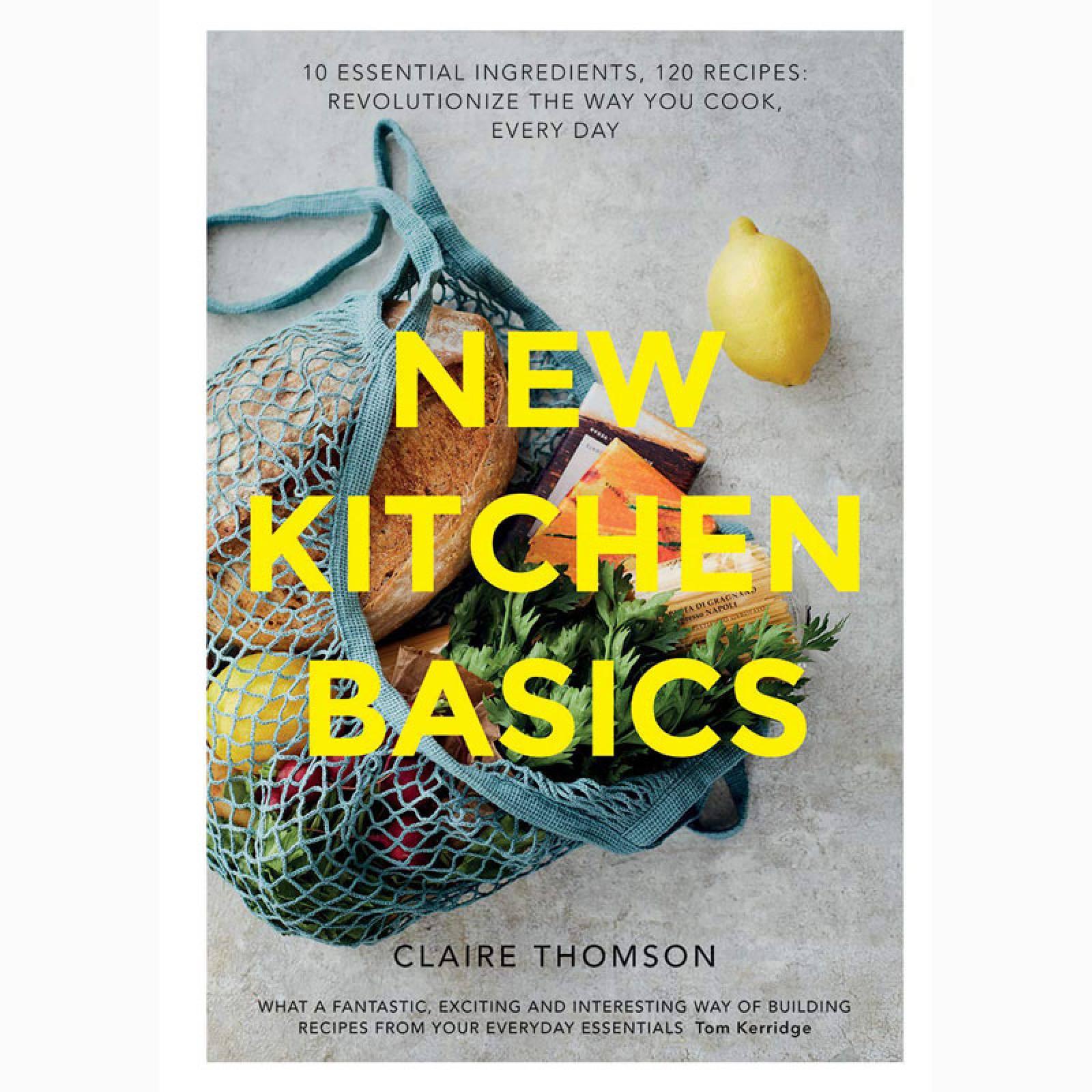 New Kitchen Basics - Hardback Book