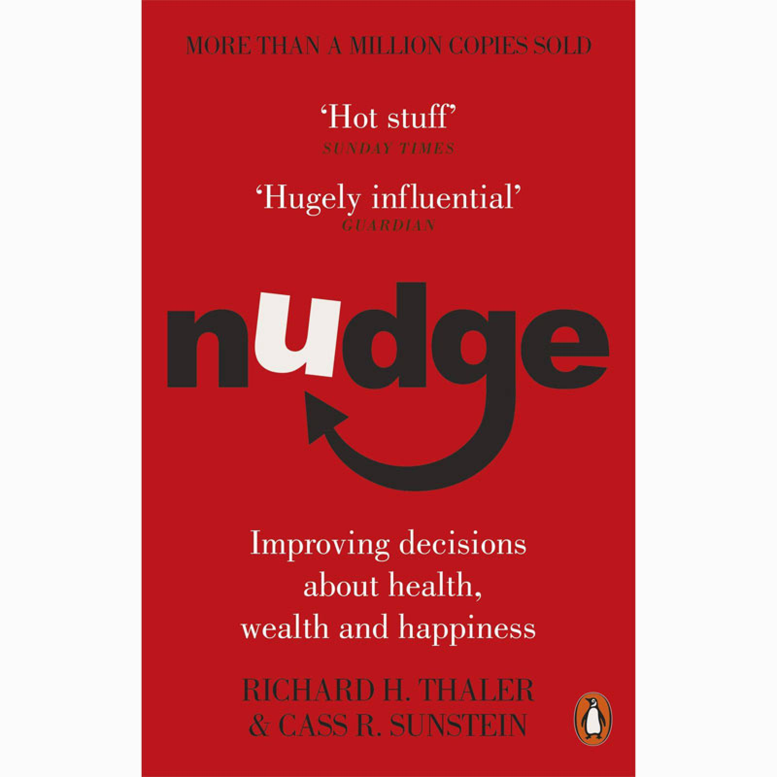 Nudge: Improving Decisions - Paperback Book