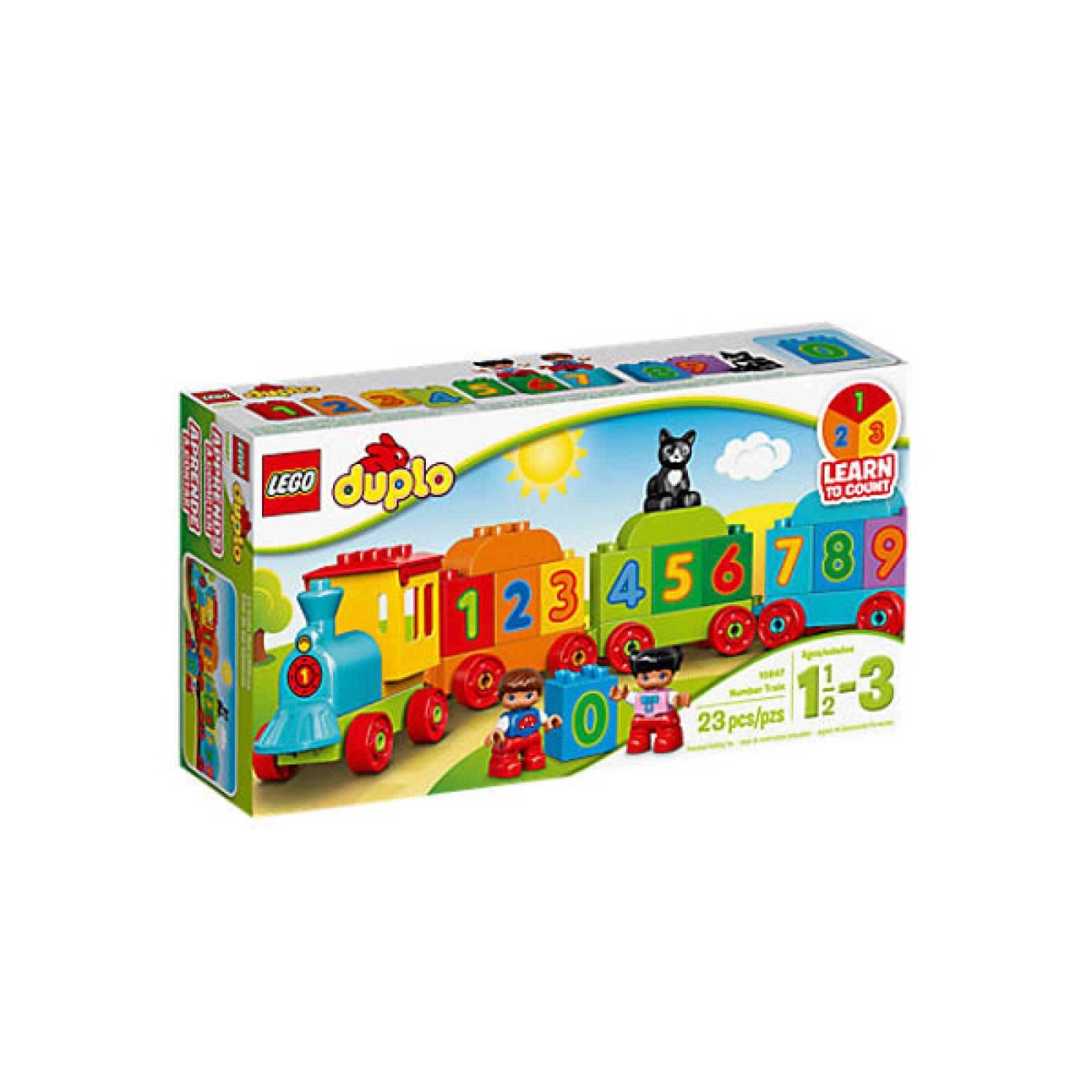 LEGO DUPLO Number Train 10847 thumbnails