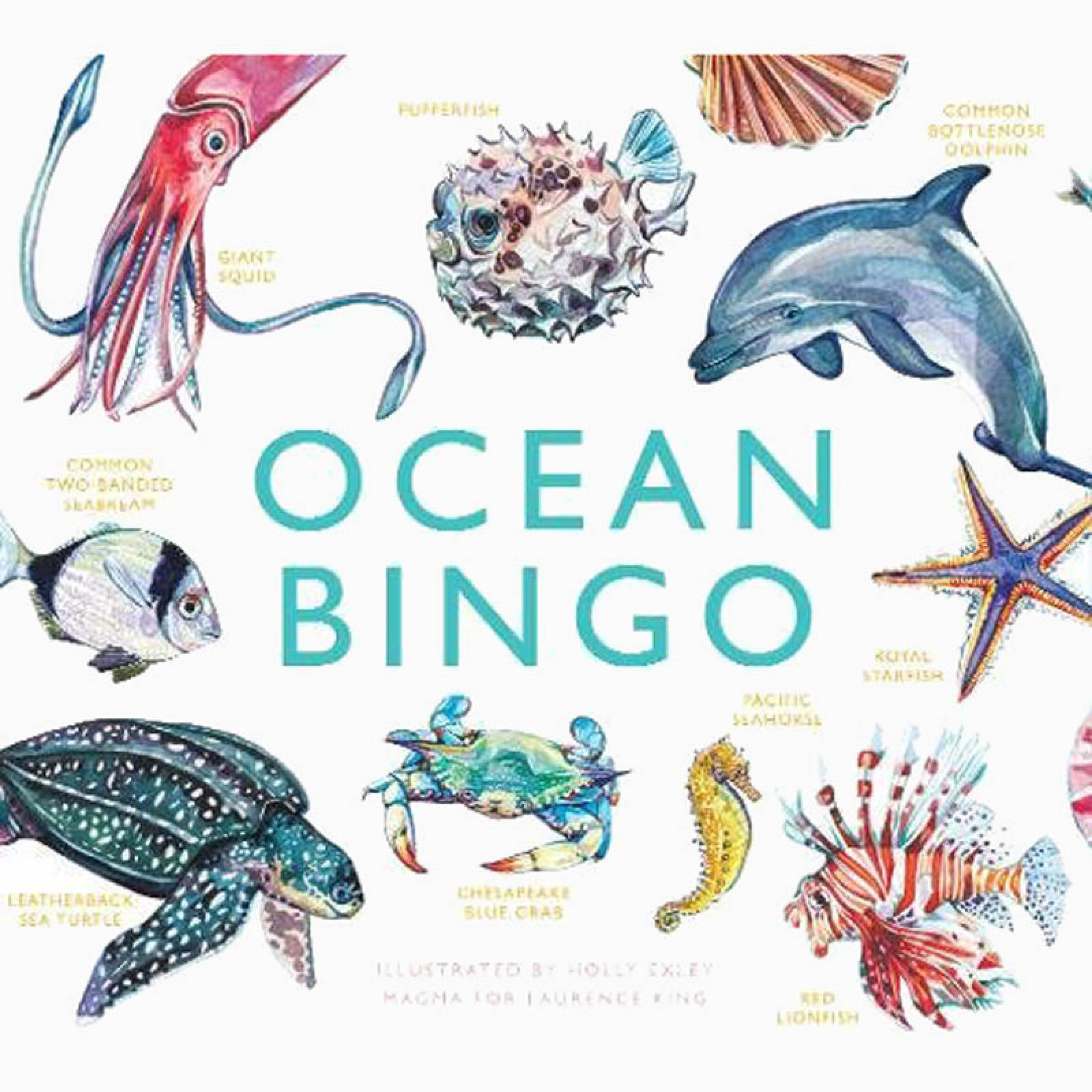 Ocean Bingo Game 6+ thumbnails