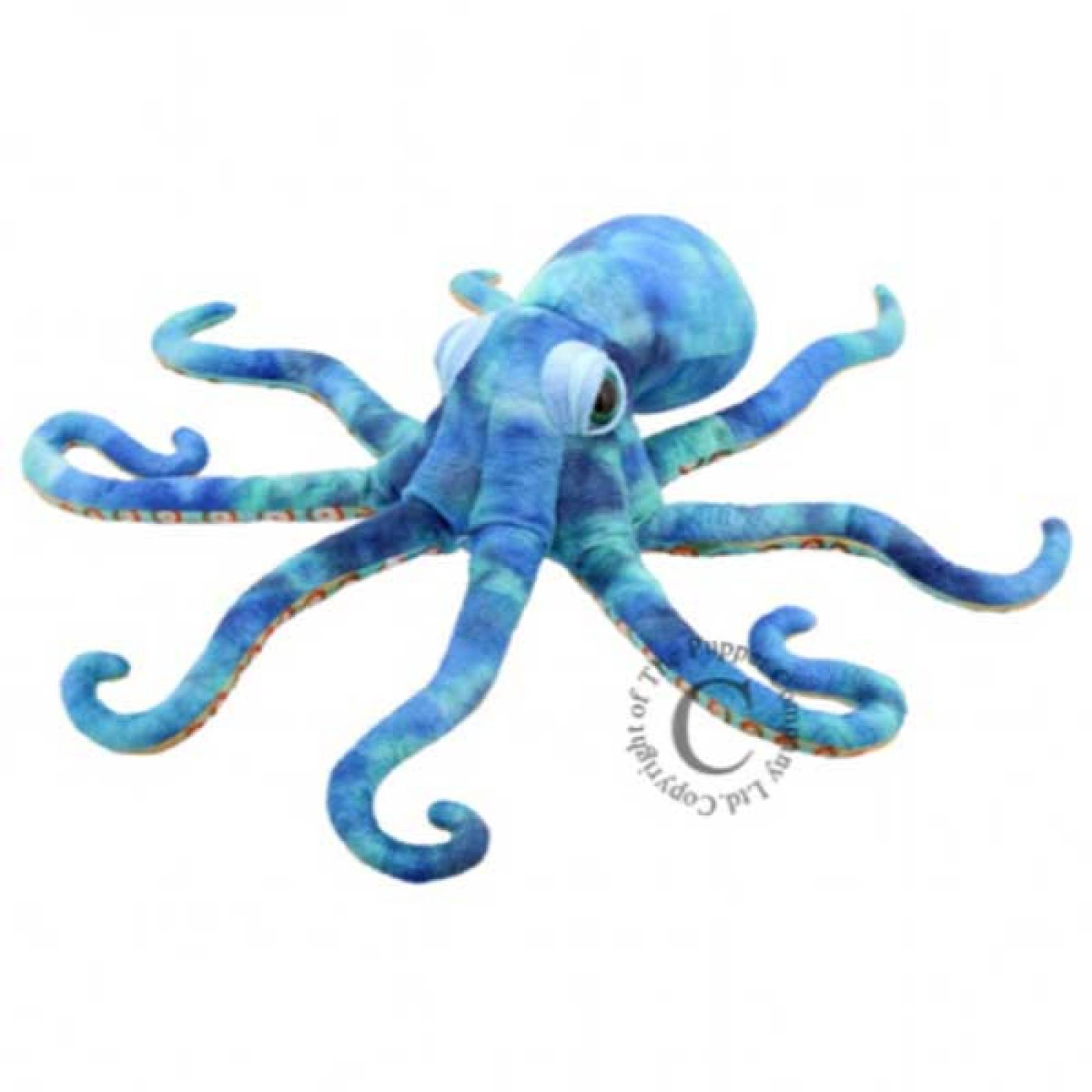 Octopus - Large Creature Puppet