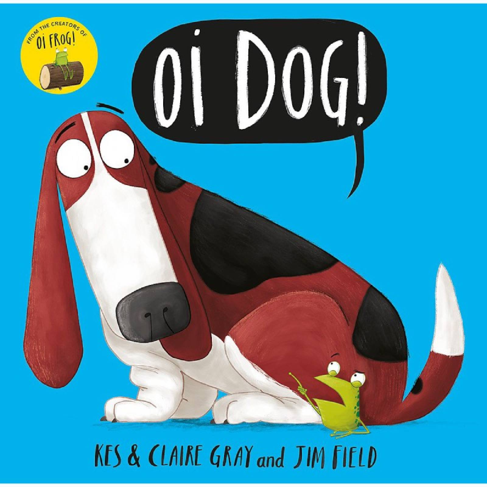 Oi Dog! - Paperback Book