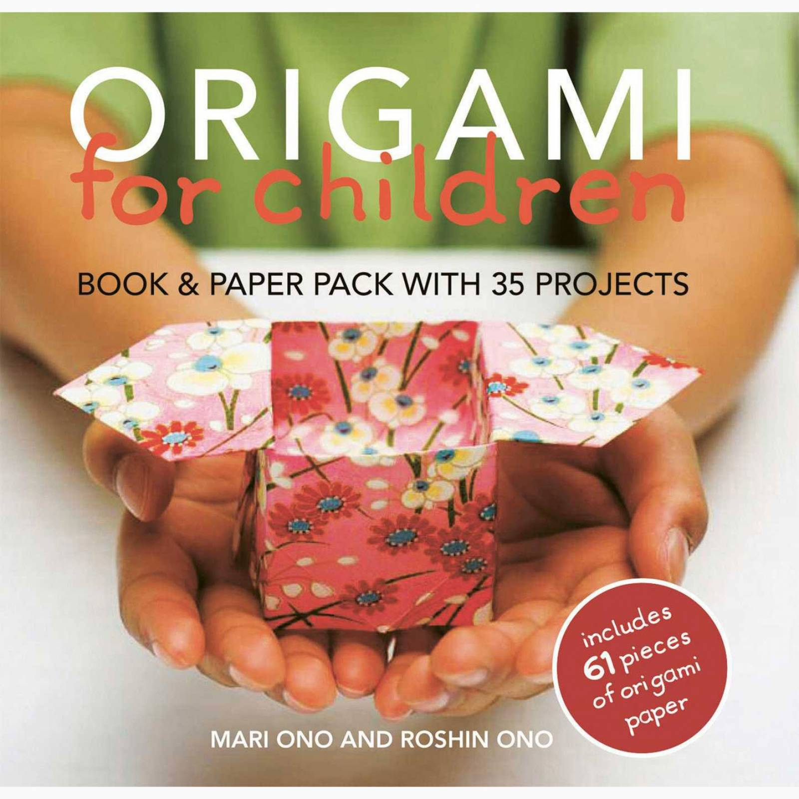 Origami For Children - Paperback Book
