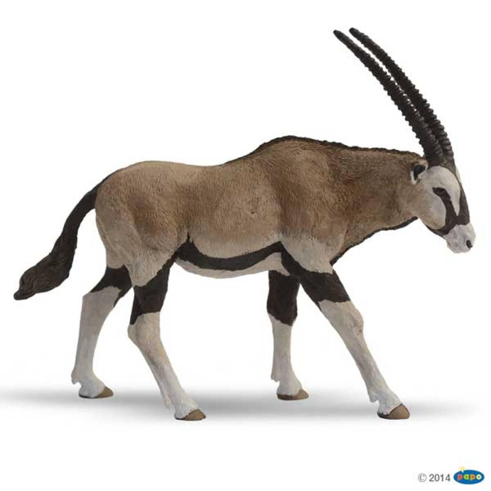 Oryx Antelope PAPO WILD ANIMAL