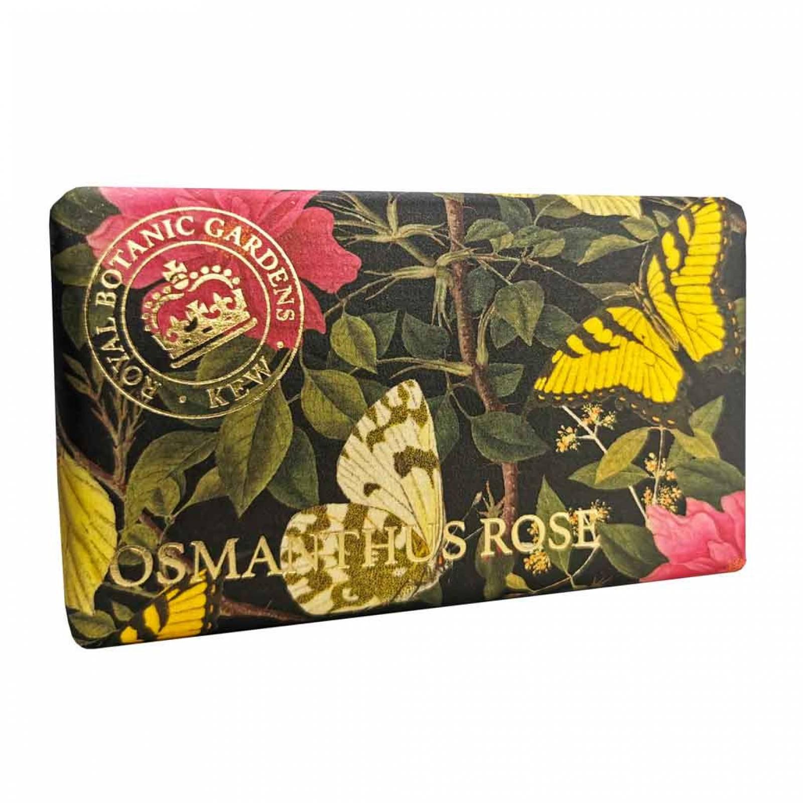 Osmanthus Rose Kew Gardens Soap 240g