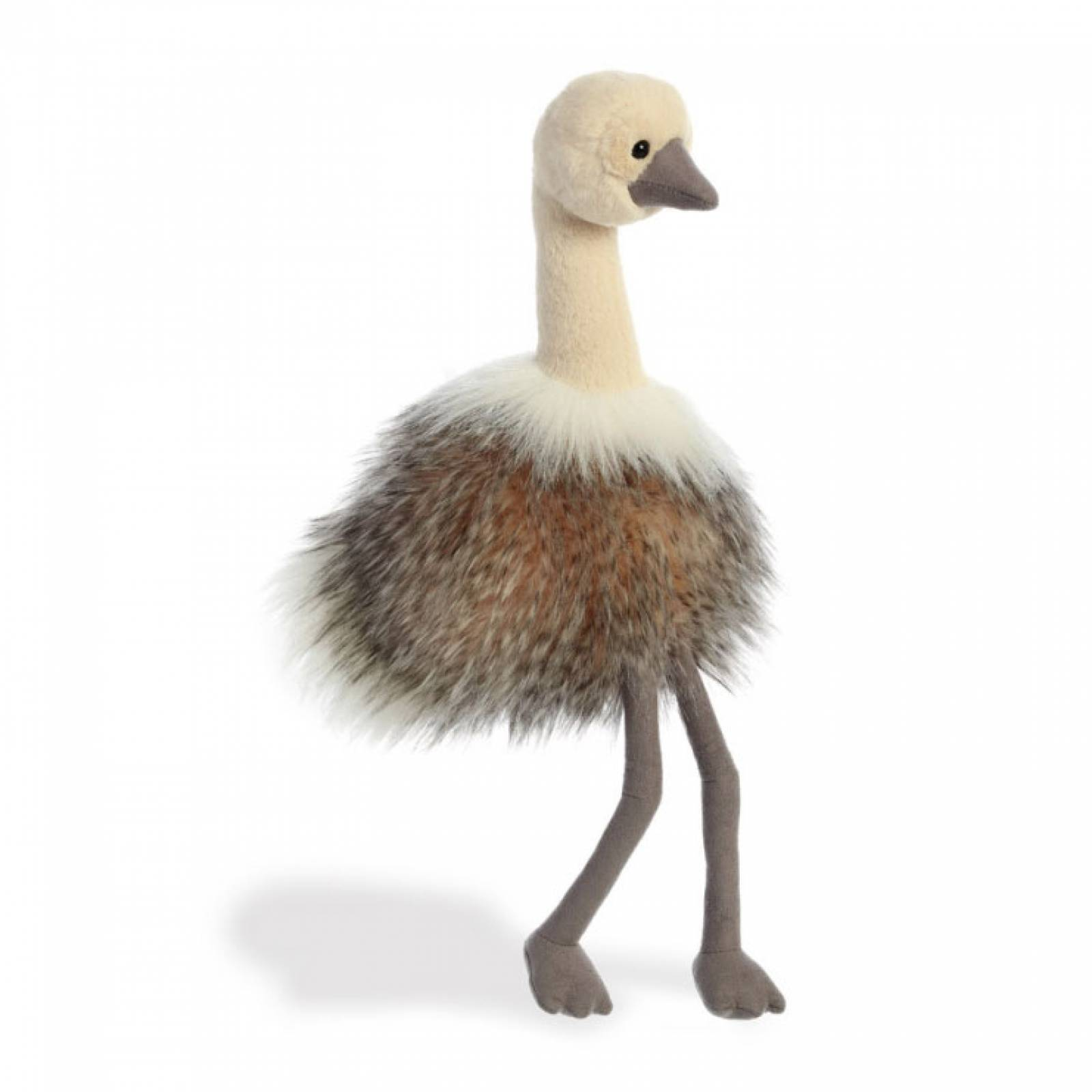 Ostrich Soft Toy Fluffy 0+