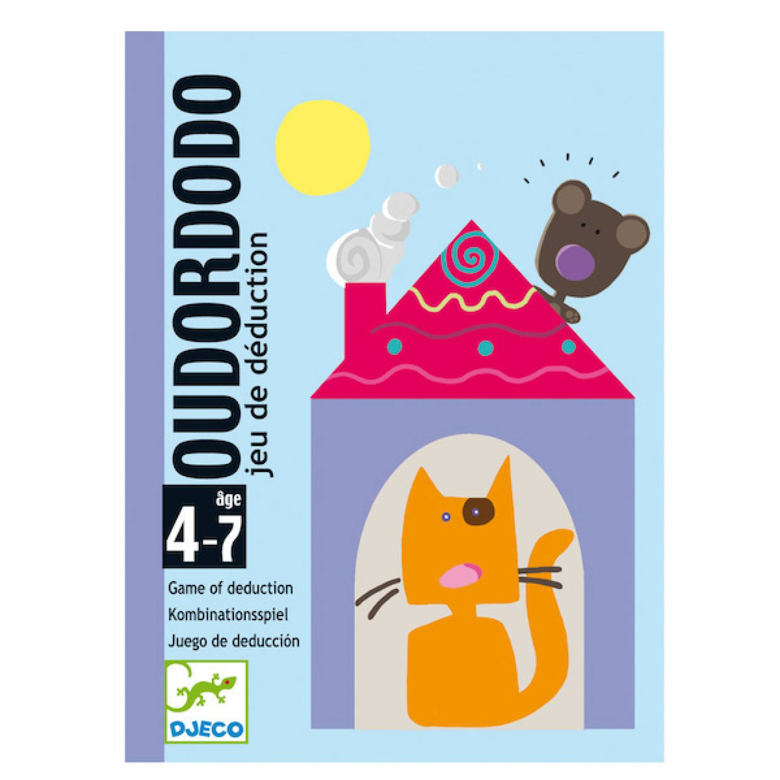 Oudordodo Card Game 4+