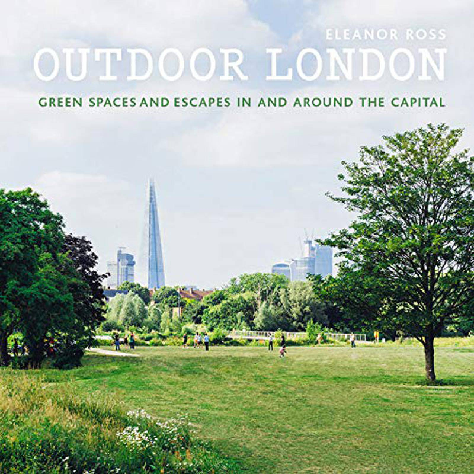 Outdoor London - Paperback Book