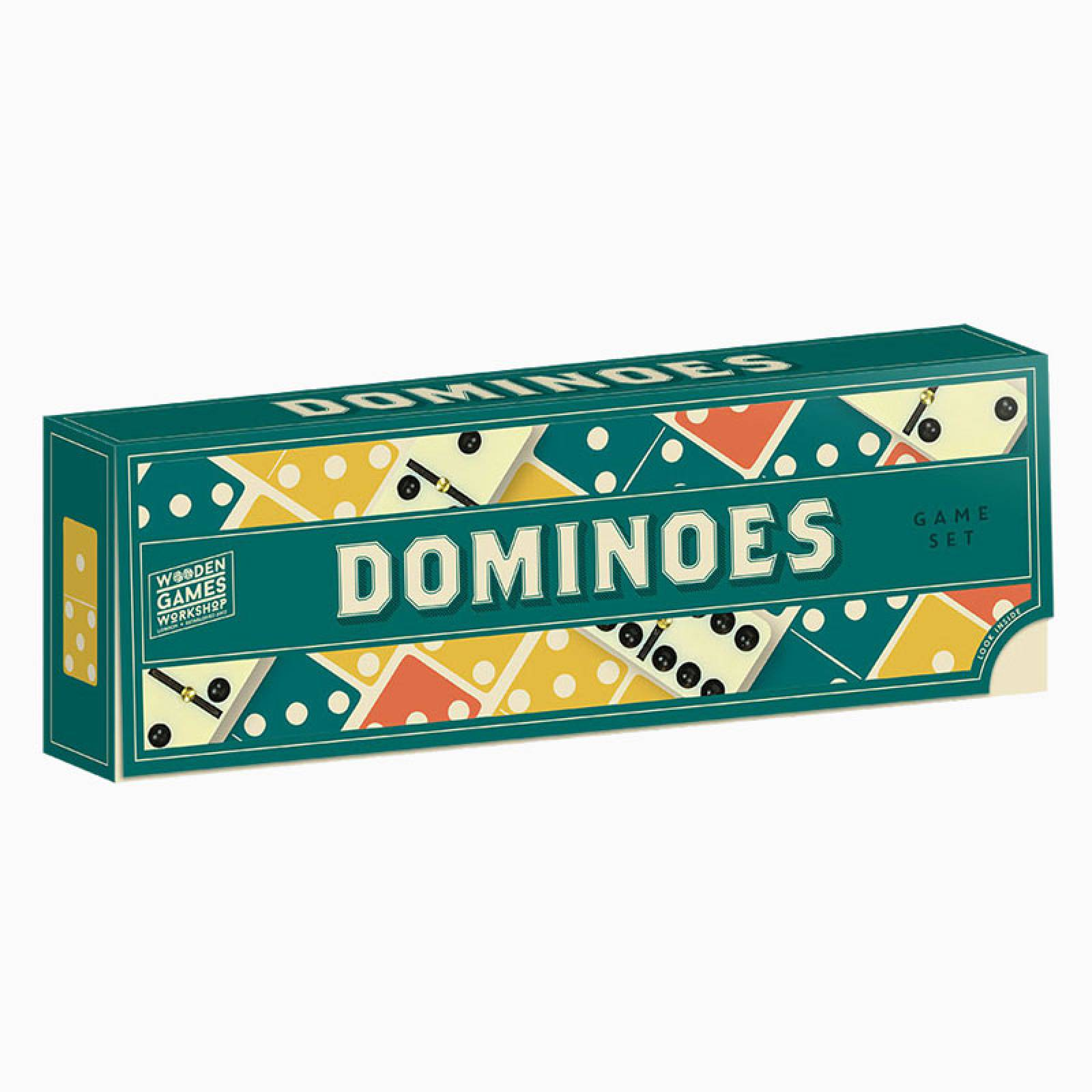 Pack Of 28 Dominoes By Professor Puzzle