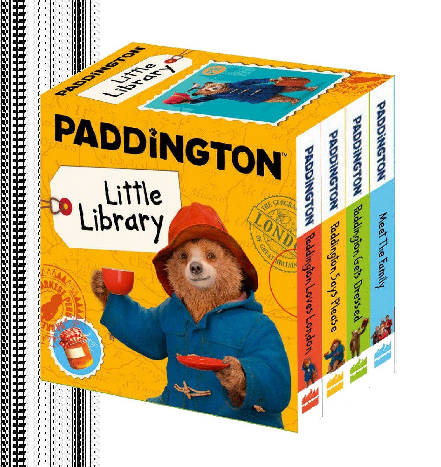 Paddington Little Library Boxed Set Of Books