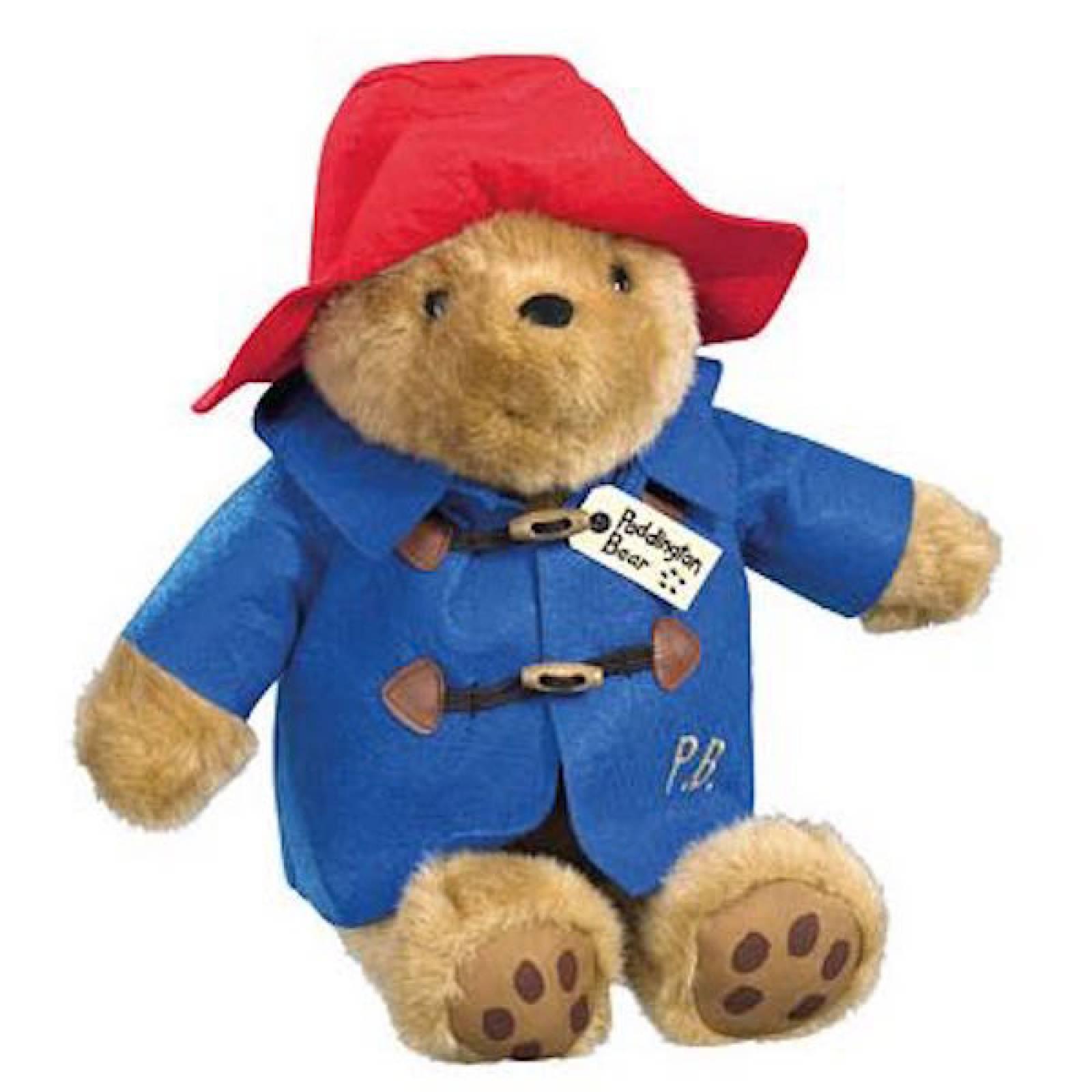 Paddington Bear - 36cm Large Cuddly Toy