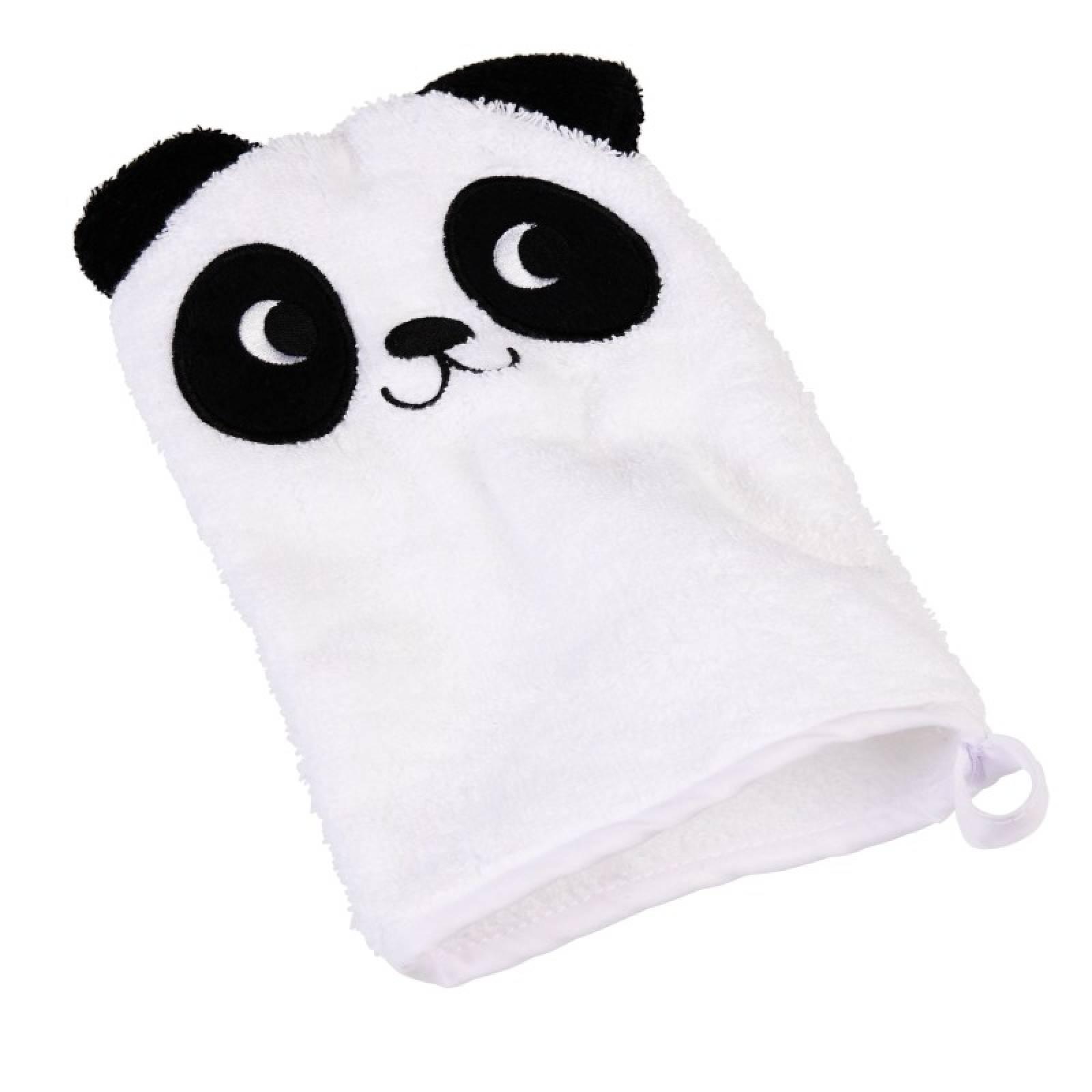 Panda Bath Mitt