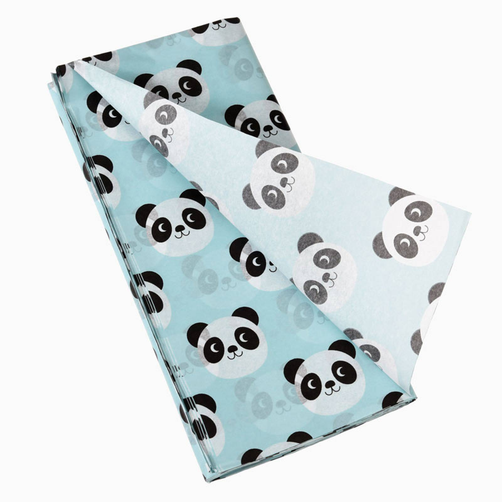 Pack Of Panda Tissue Paper