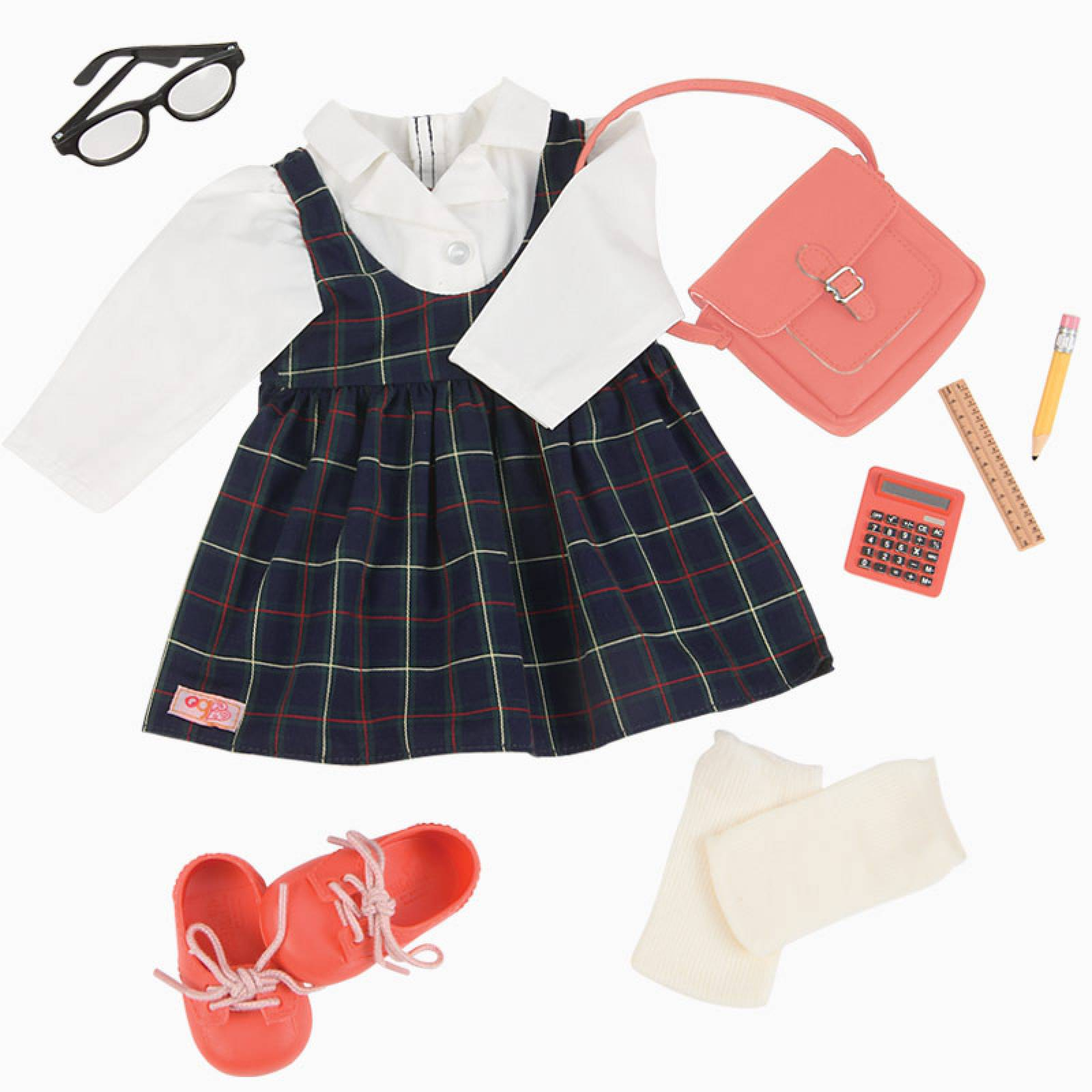 Perfect Score - Our Generation Doll Clothes Set 3+