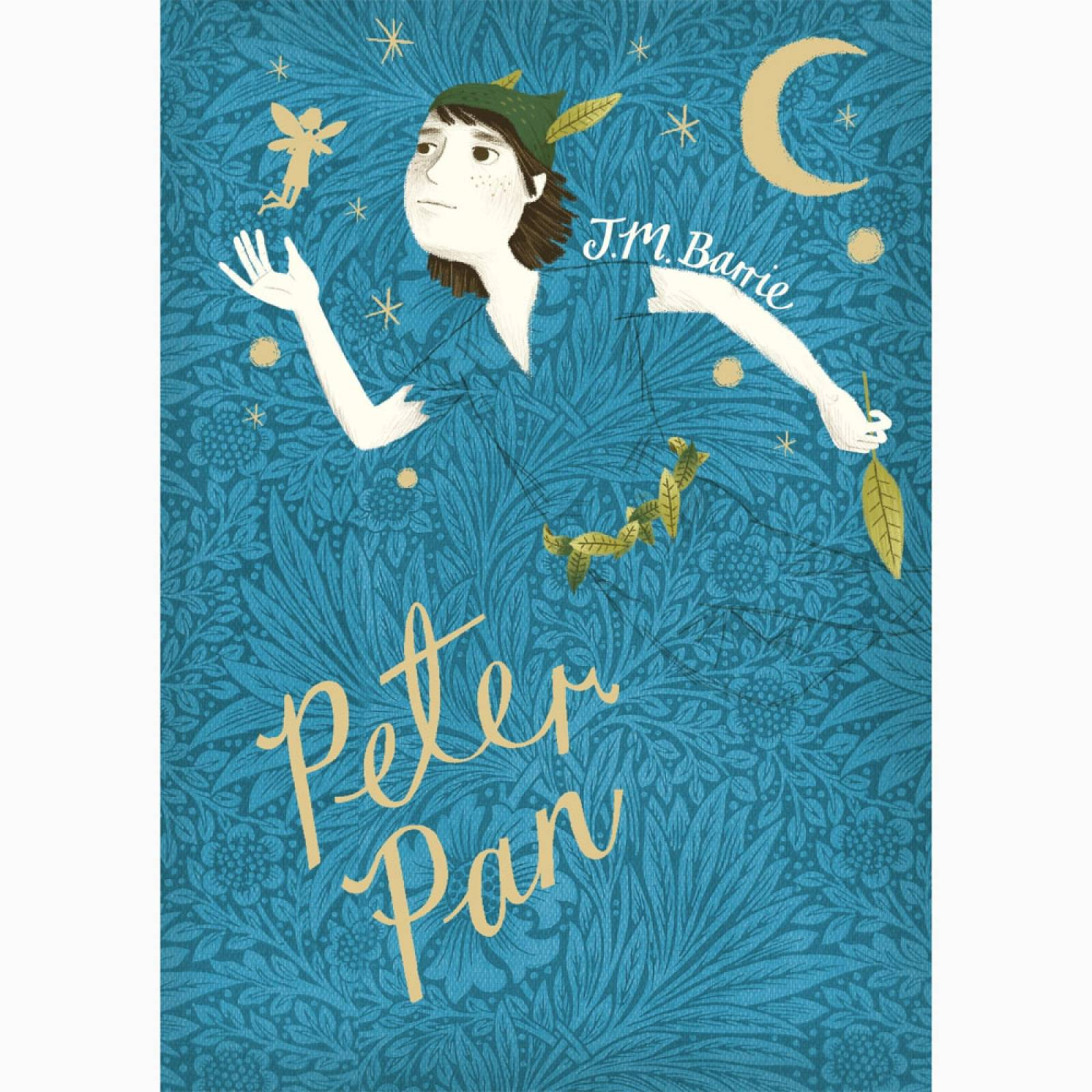 Peter Pan (V&A Edition) - Hardback Book