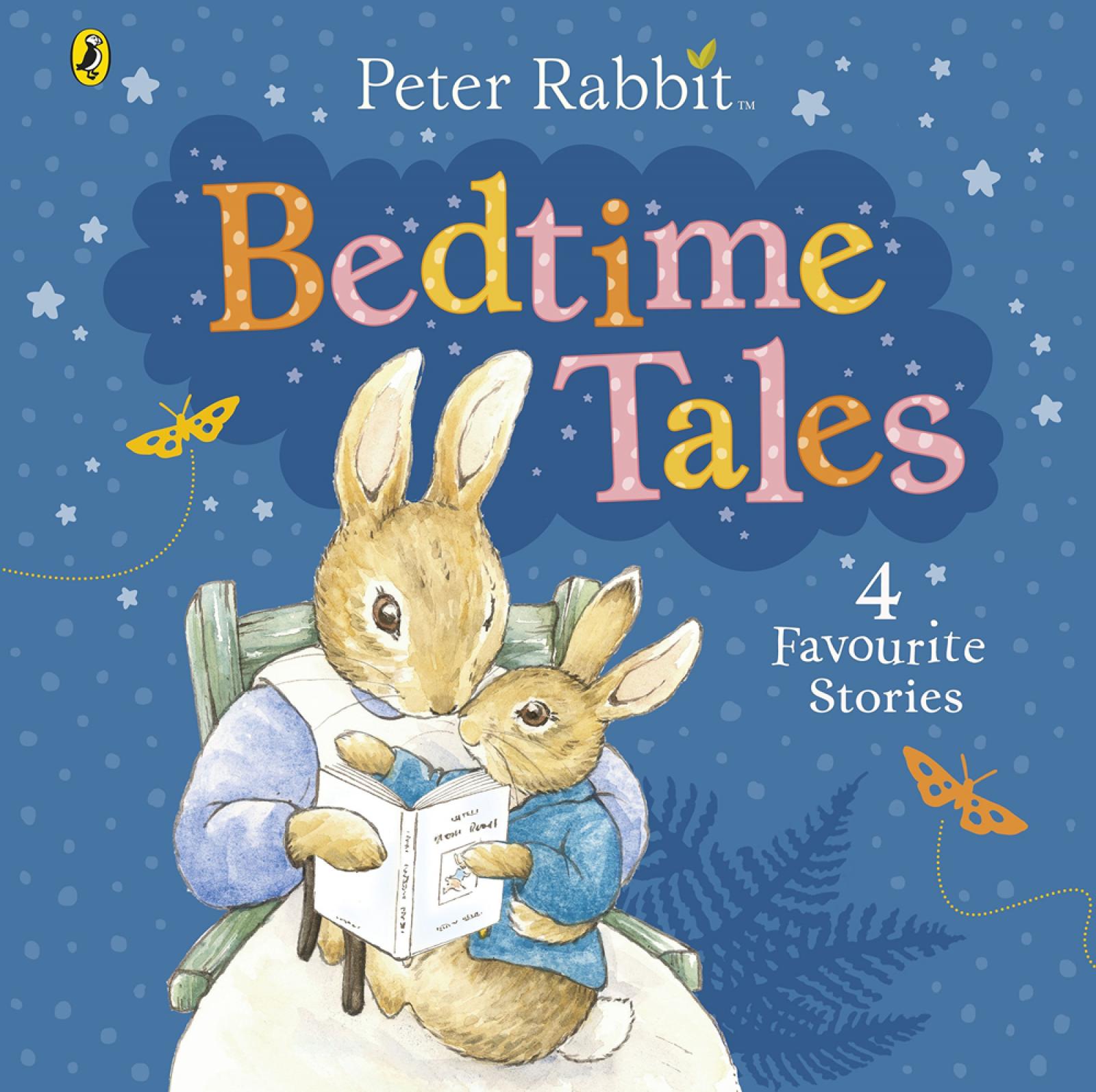 Peter Rabbit Bedtime Tales - Hardback Book