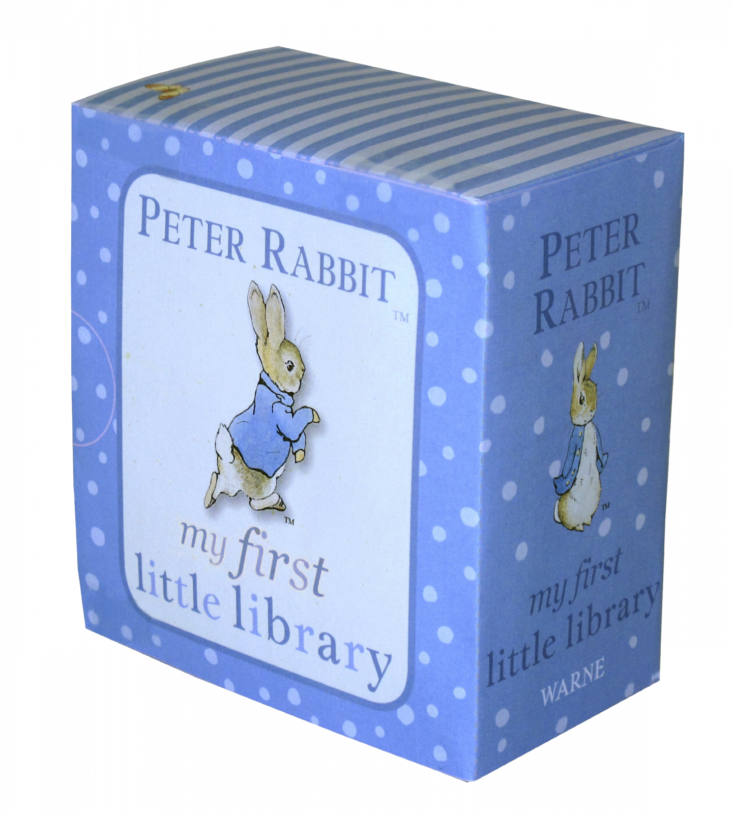 Peter Rabbit My First Little Library Book Box Set