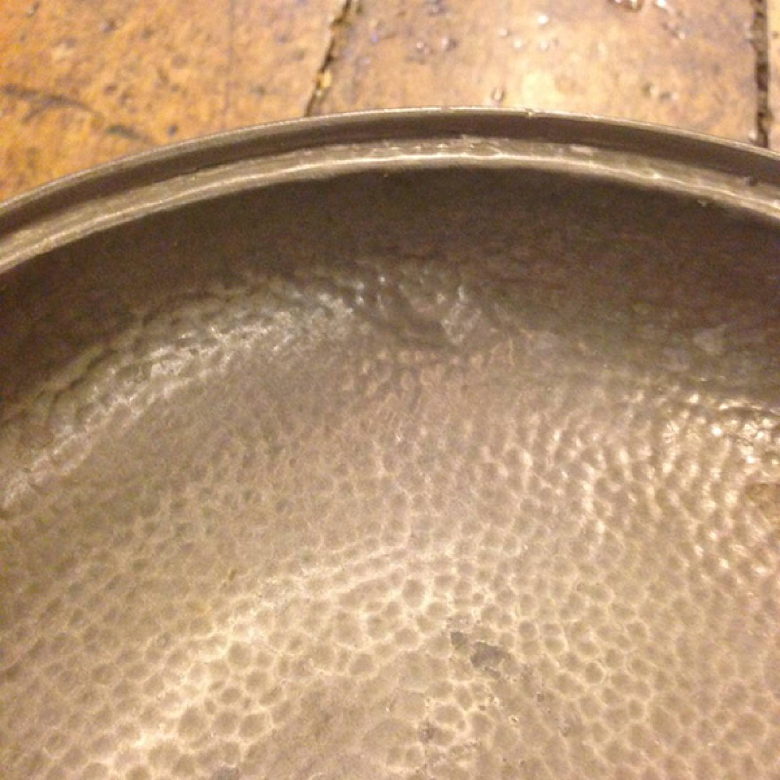 Pewter Pedestal Dish Lion Pewter 339 thumbnails