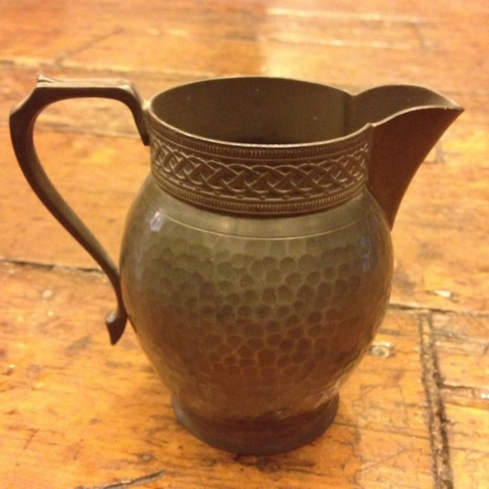 Pewter Tea Set 4 Piece Talbot Pewter thumbnails