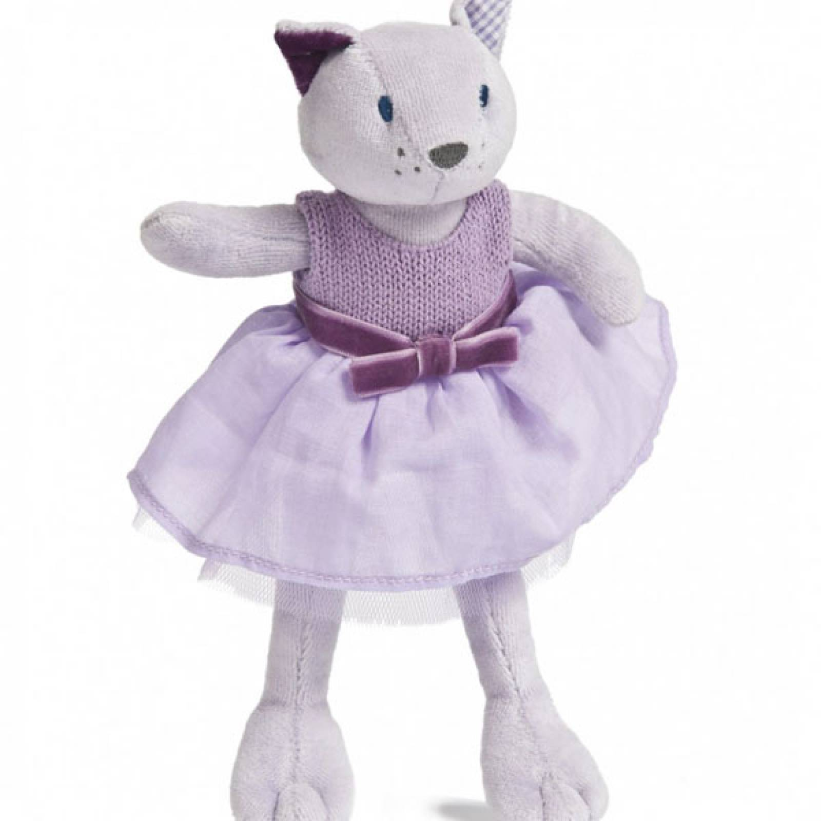 Pippa Cat Ragtags Soft Toy 0+