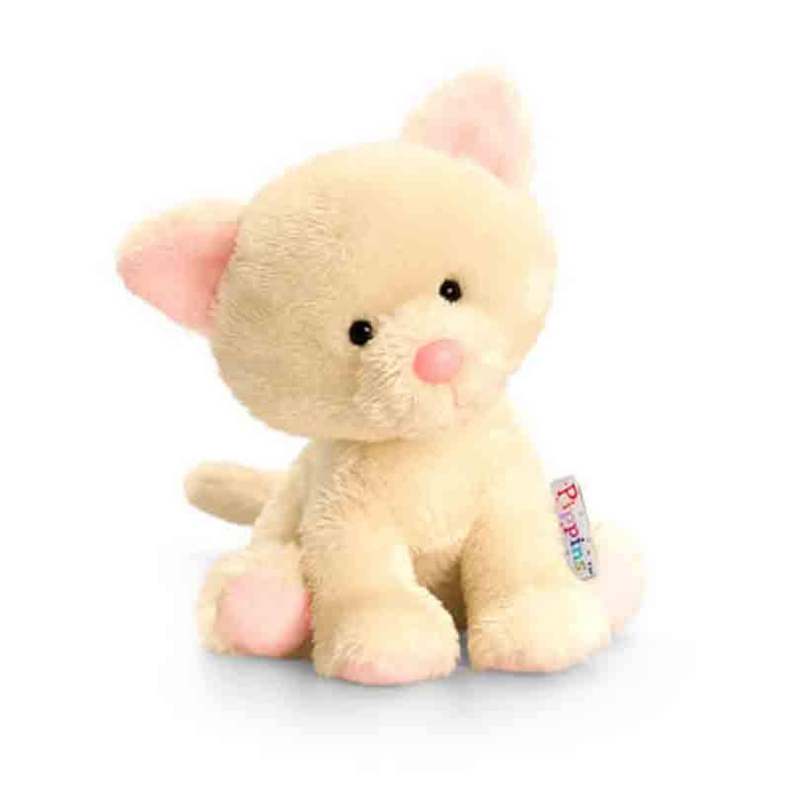 Pippins Cat Soft Toy 14cm 0yr+