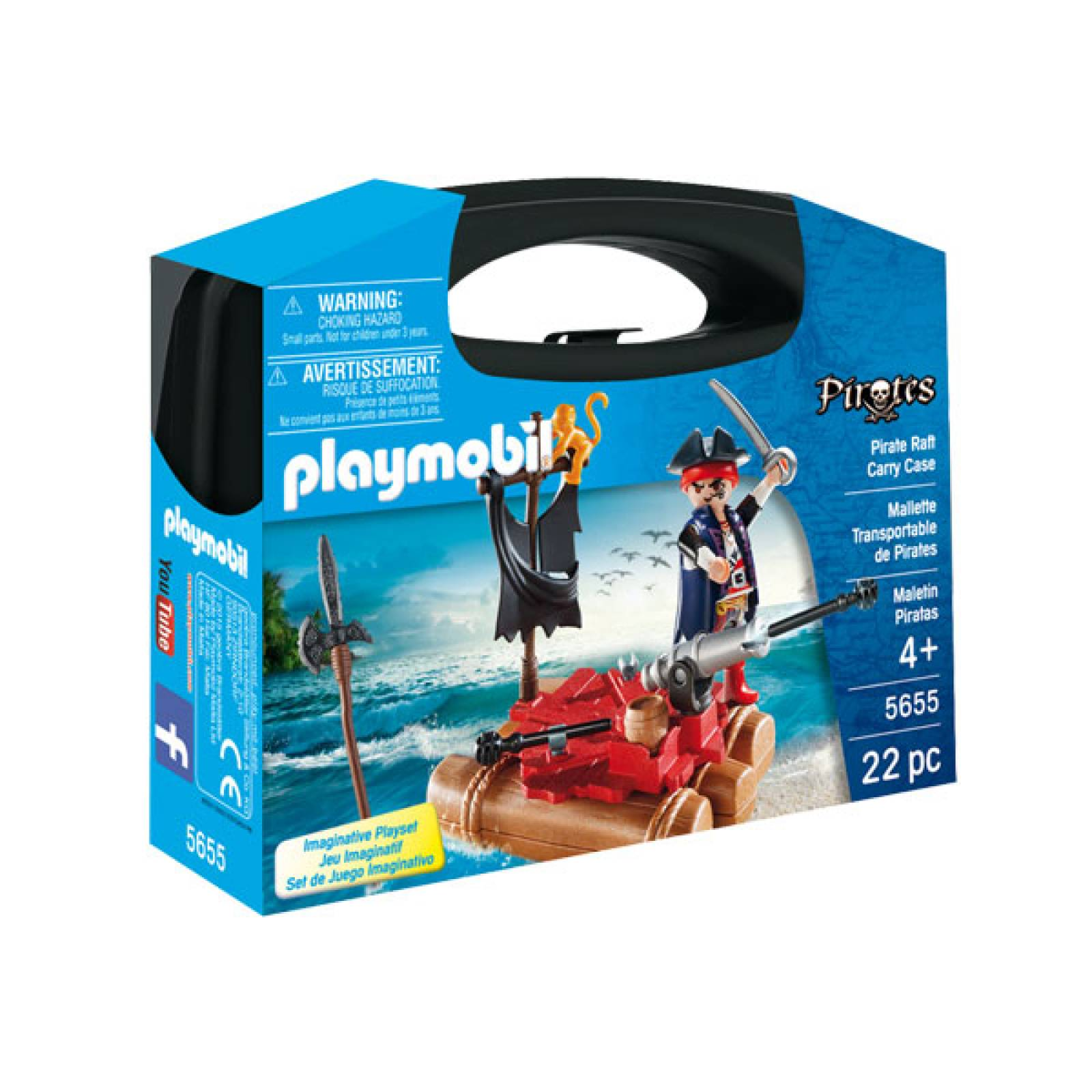 Pirates Small Carrying Case Playmobil 5655 thumbnails