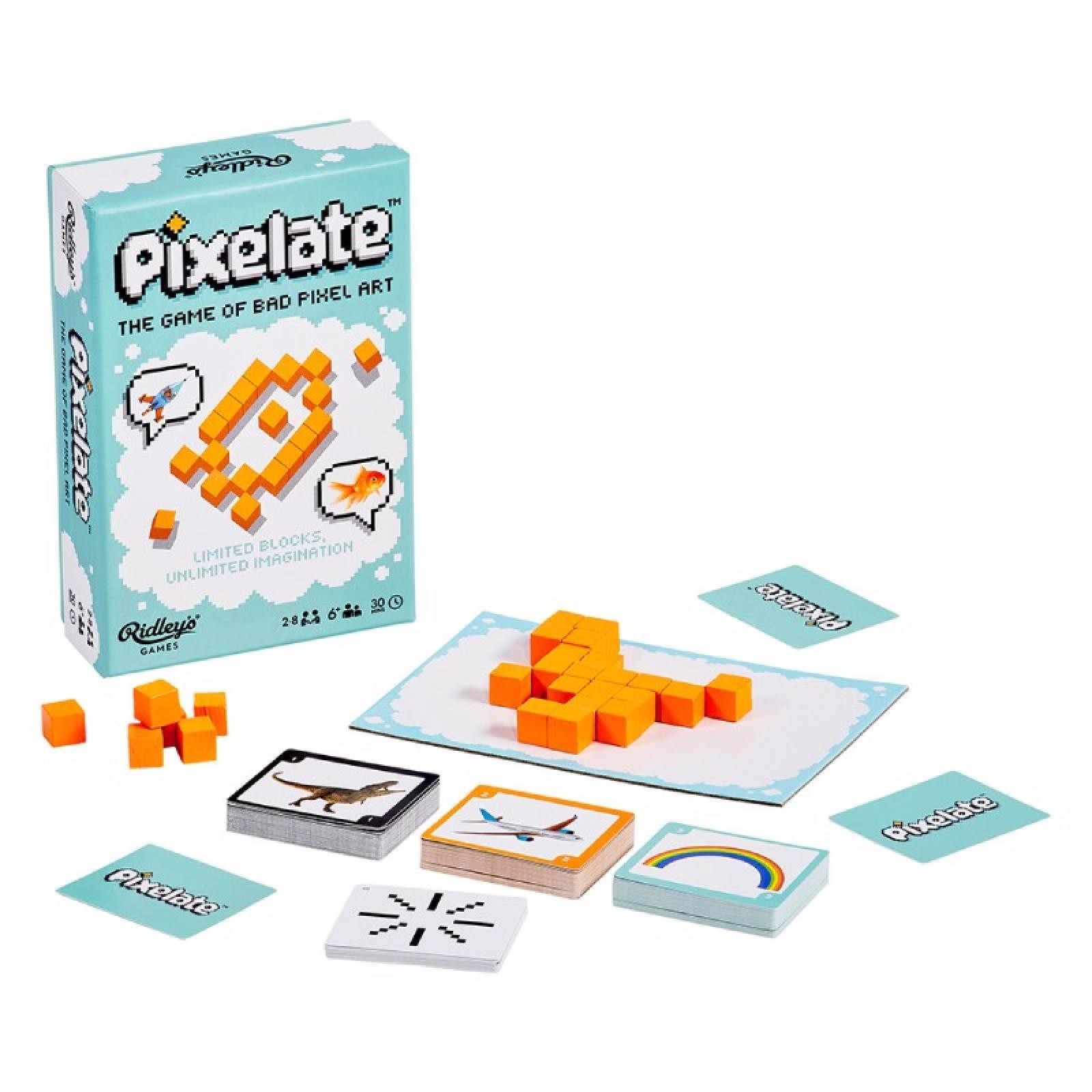 Pixelate - The Game Of Bad Pixel Art 6+