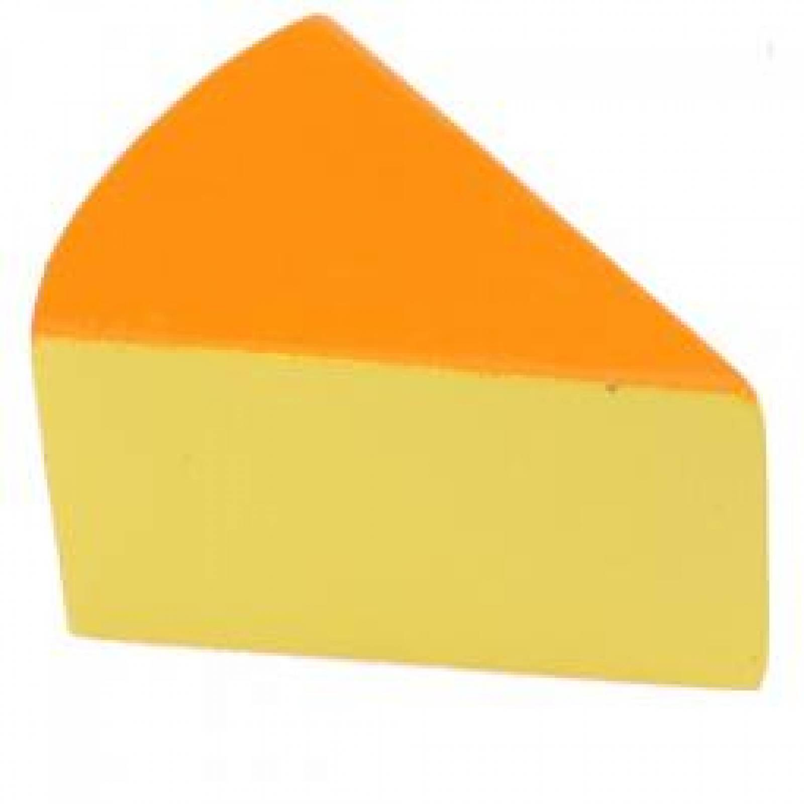 Single Wooden Food PLAIN CHEESE (Port Salut)
