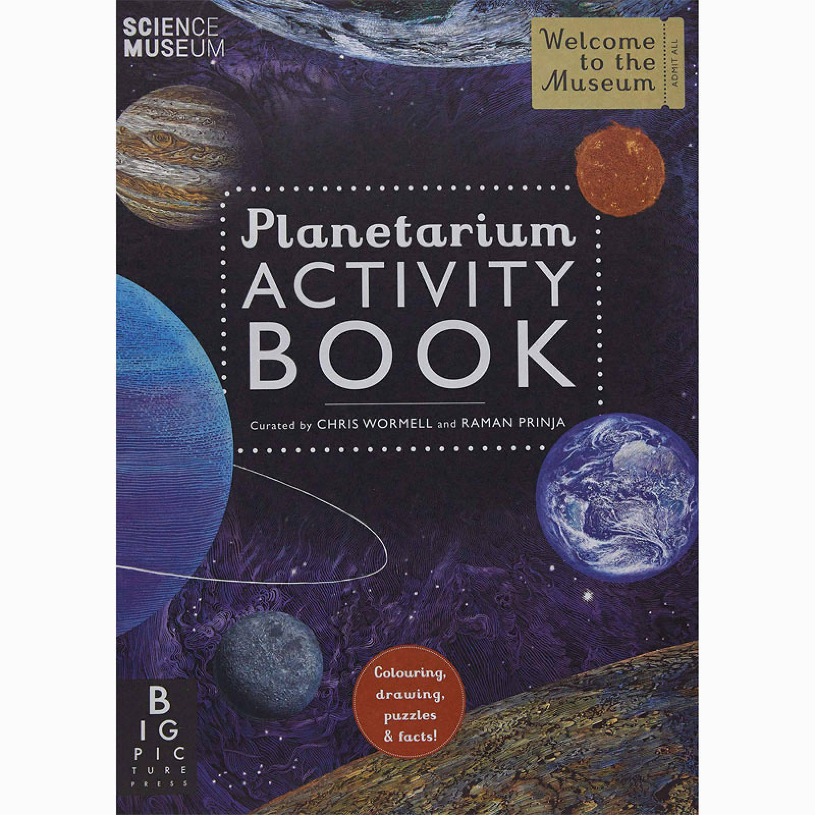 Planetarium - Activity Book