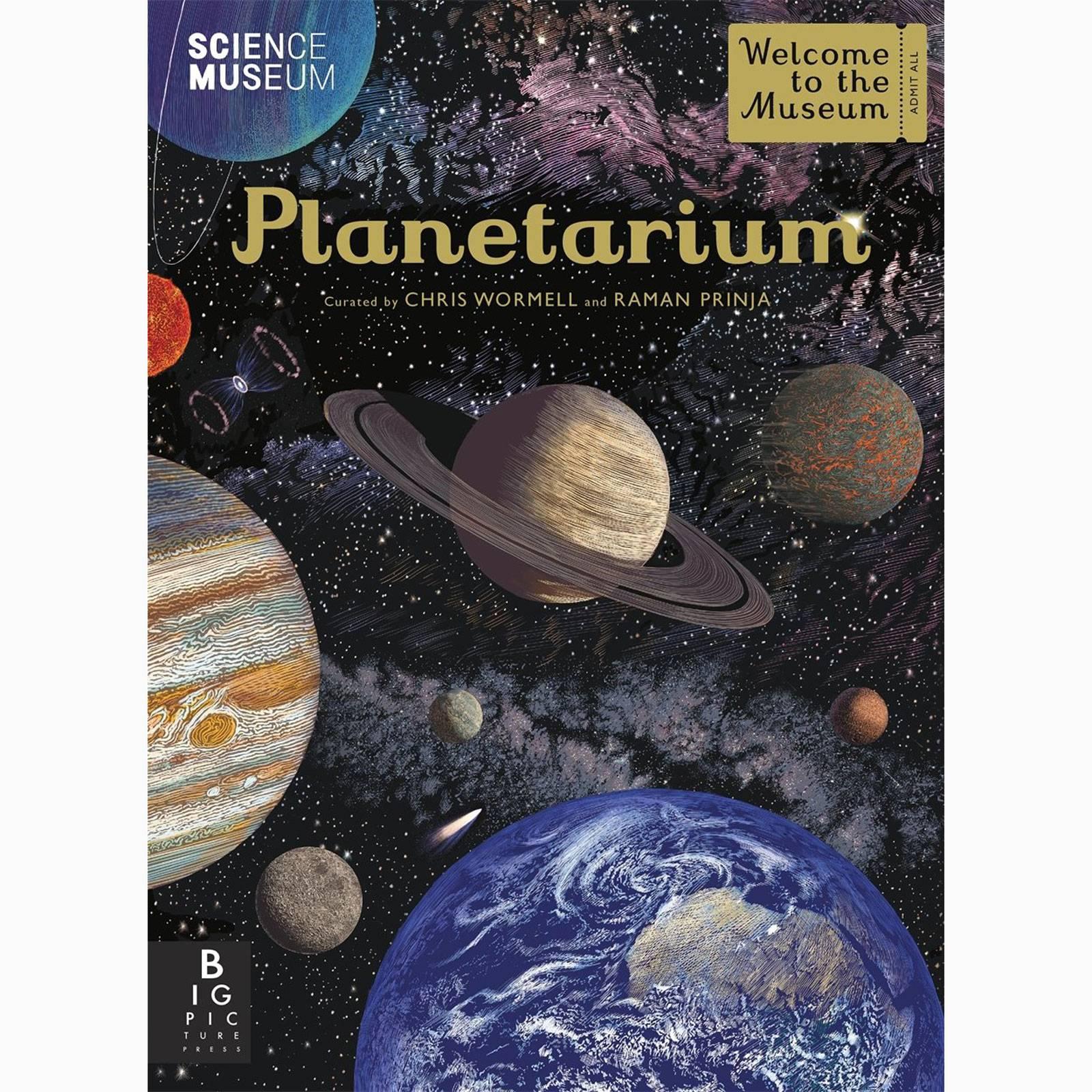 Planetarium - Hardback Book