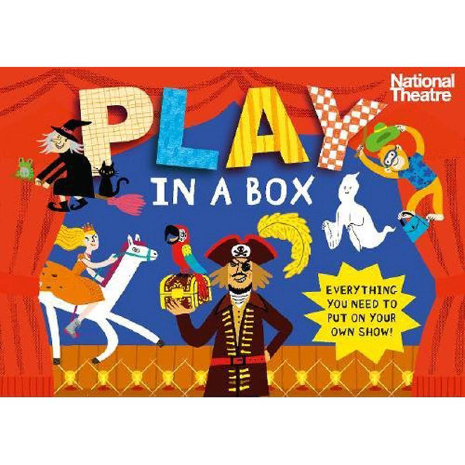 Play In A Box By The National Theatre