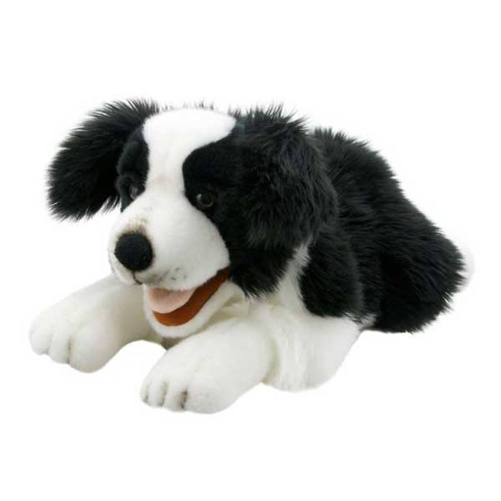 Border Collie Dog Playful Puppy Glove Puppet thumbnails