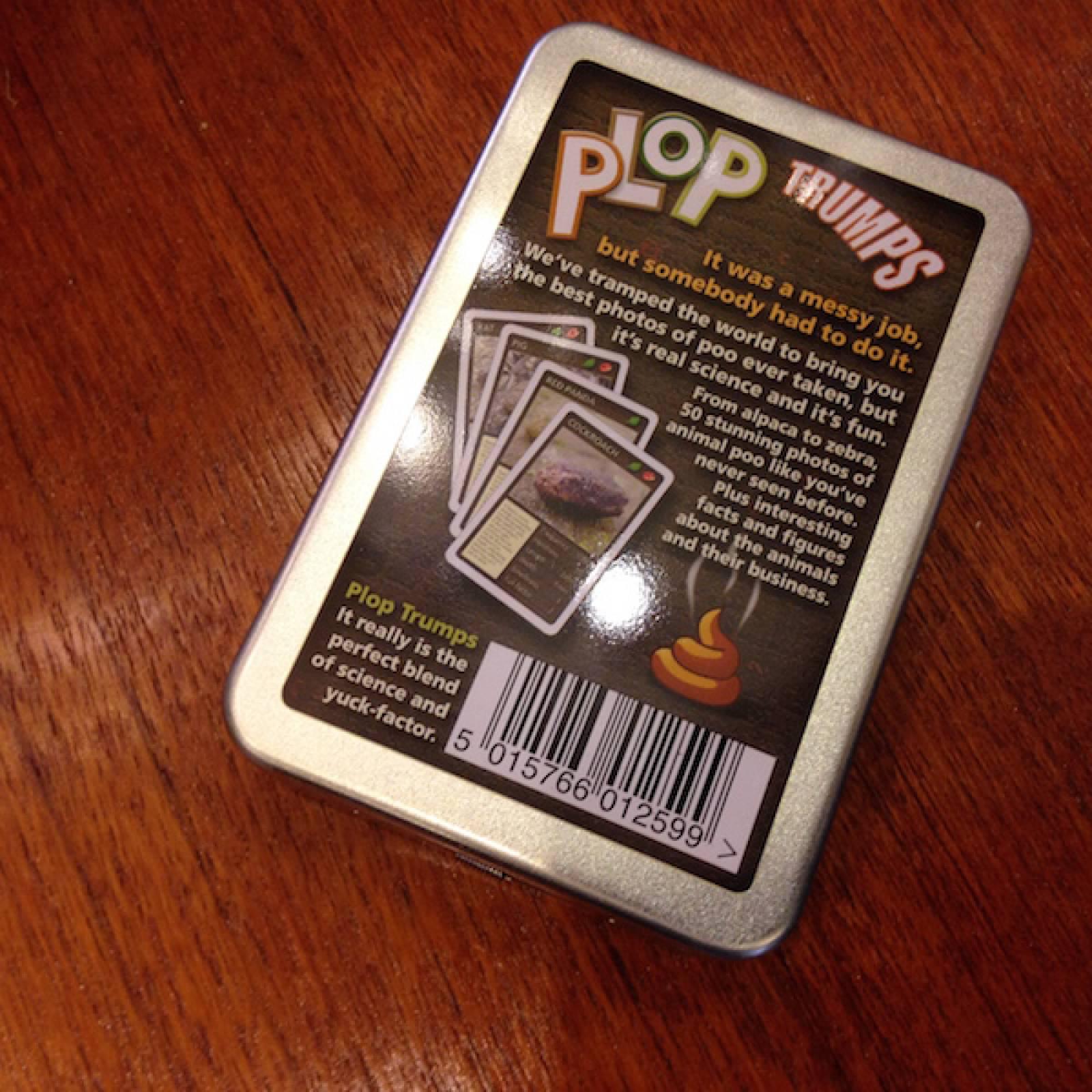 Plop Trumps Card Game 6+ thumbnails