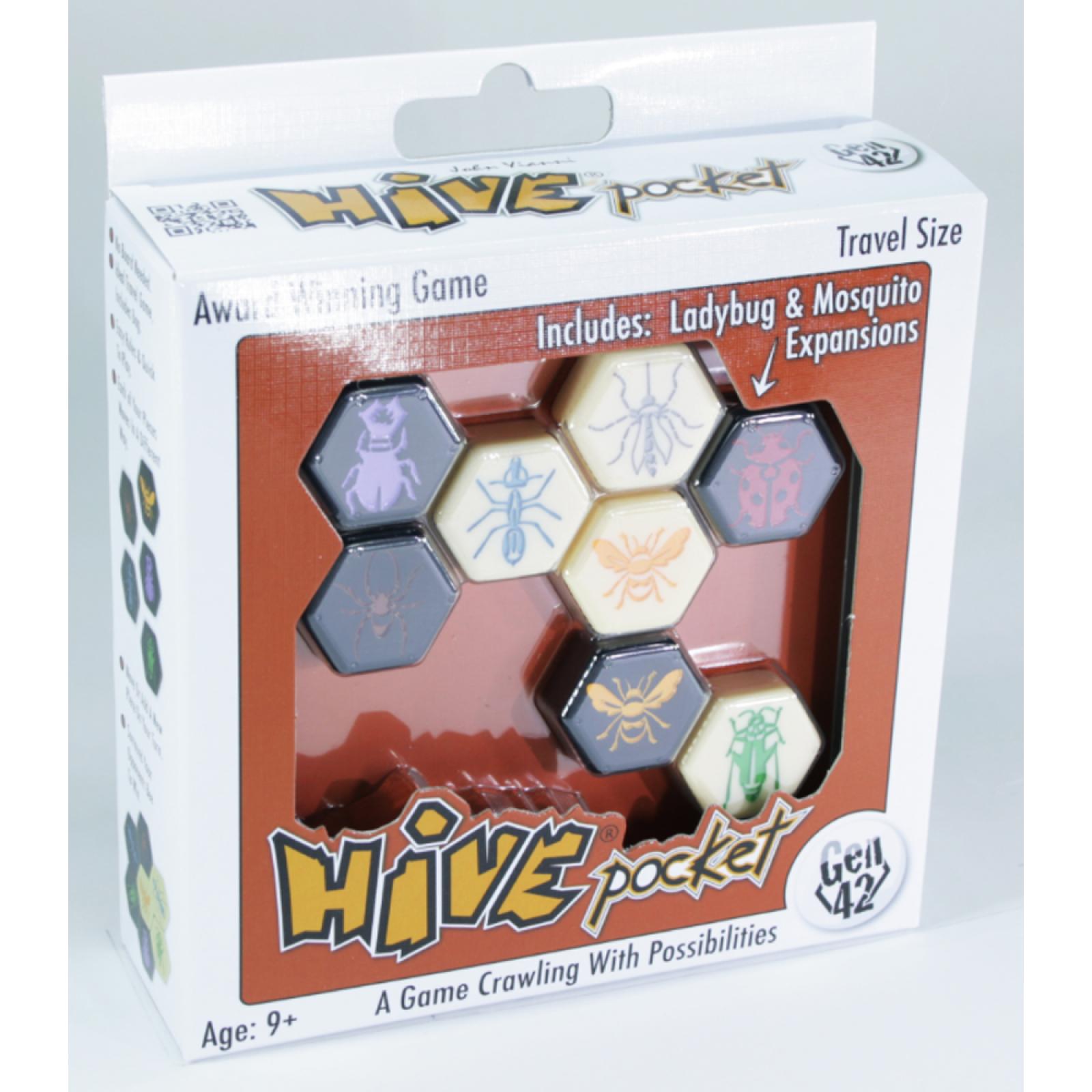 Hive Pocket Game 9yr+