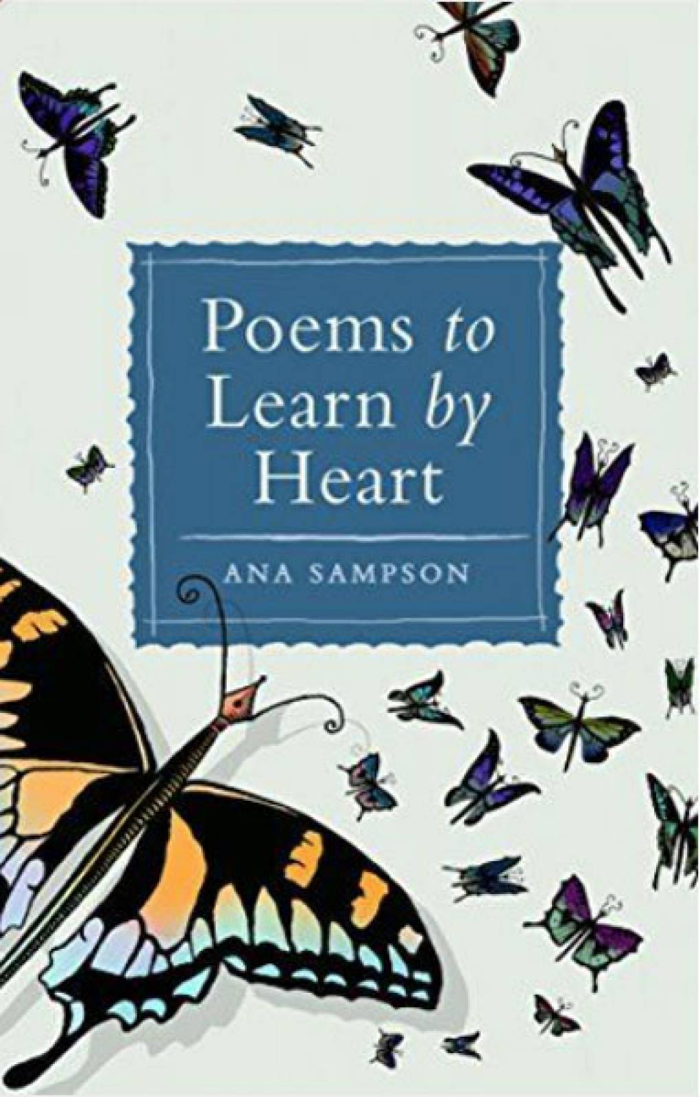 Poems To Learn By Heart Hardback Book