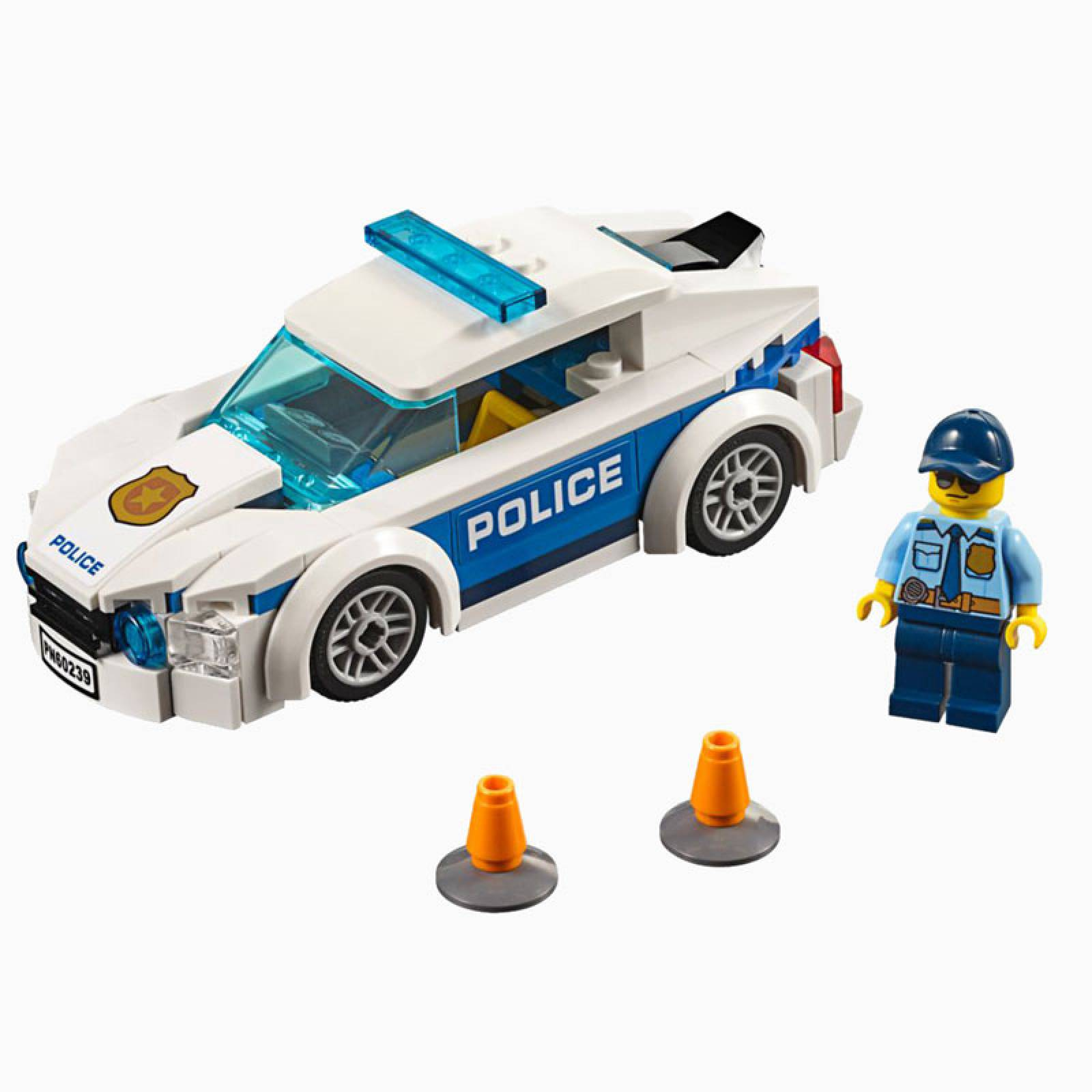 LEGO City Police Patrol Car 60239 thumbnails