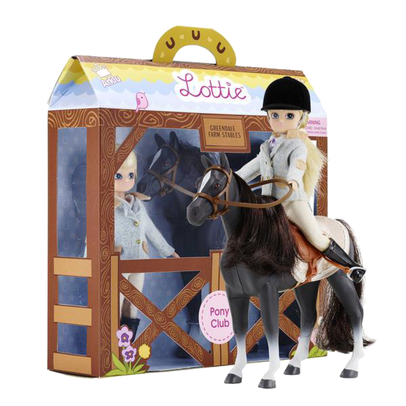 Pony Club Lottie Doll 3yr+ thumbnails