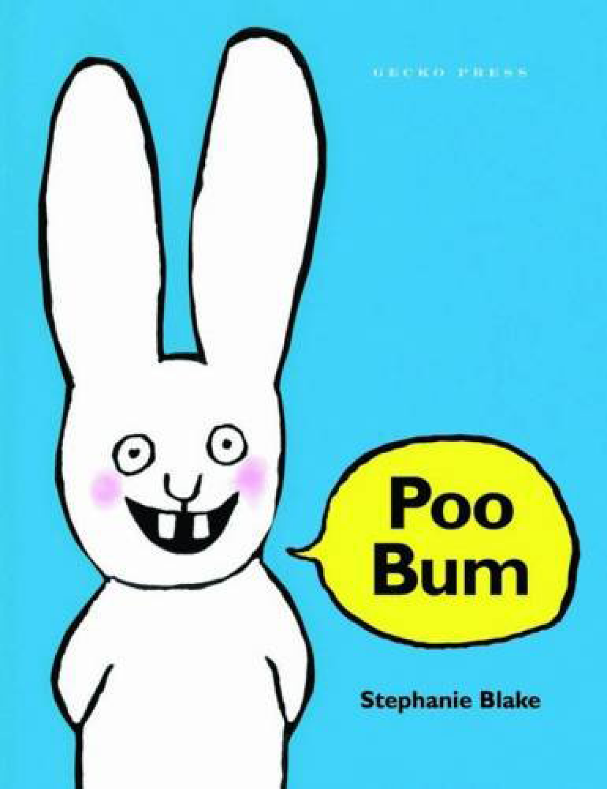 Poo Bum By Stephanie Blake Paperback Book thumbnails