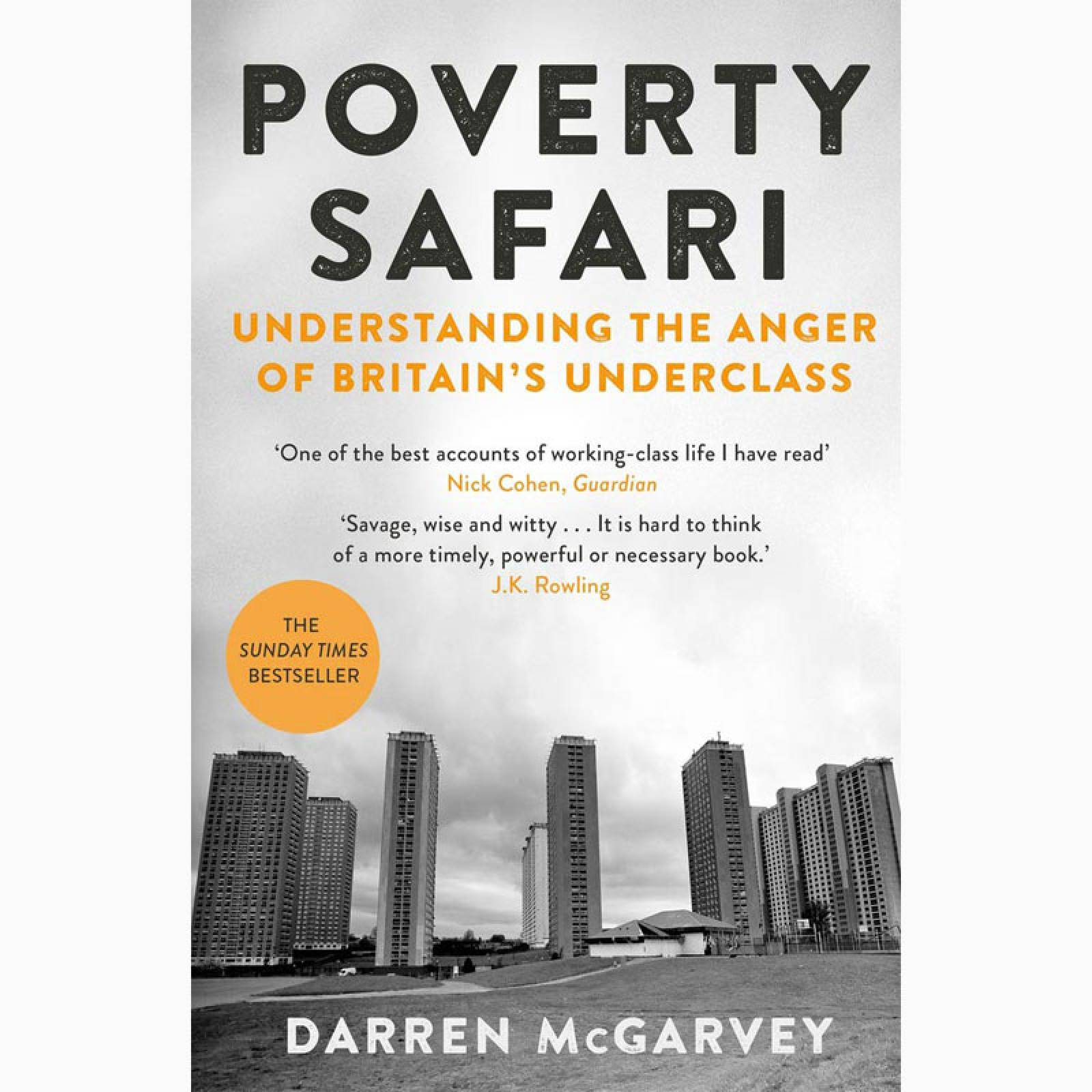Poverty Safari - Paperback Book
