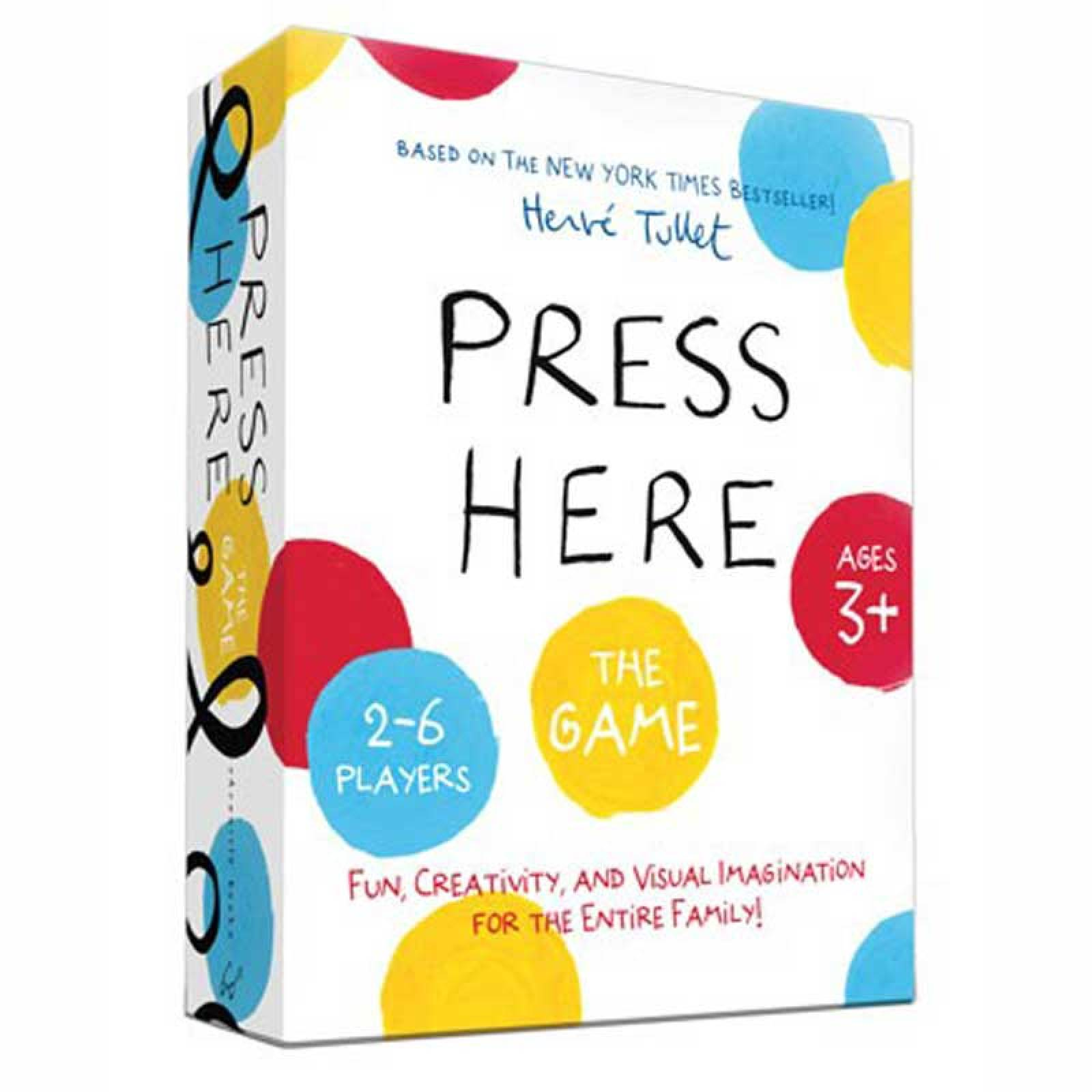 Press Here The Game 3+