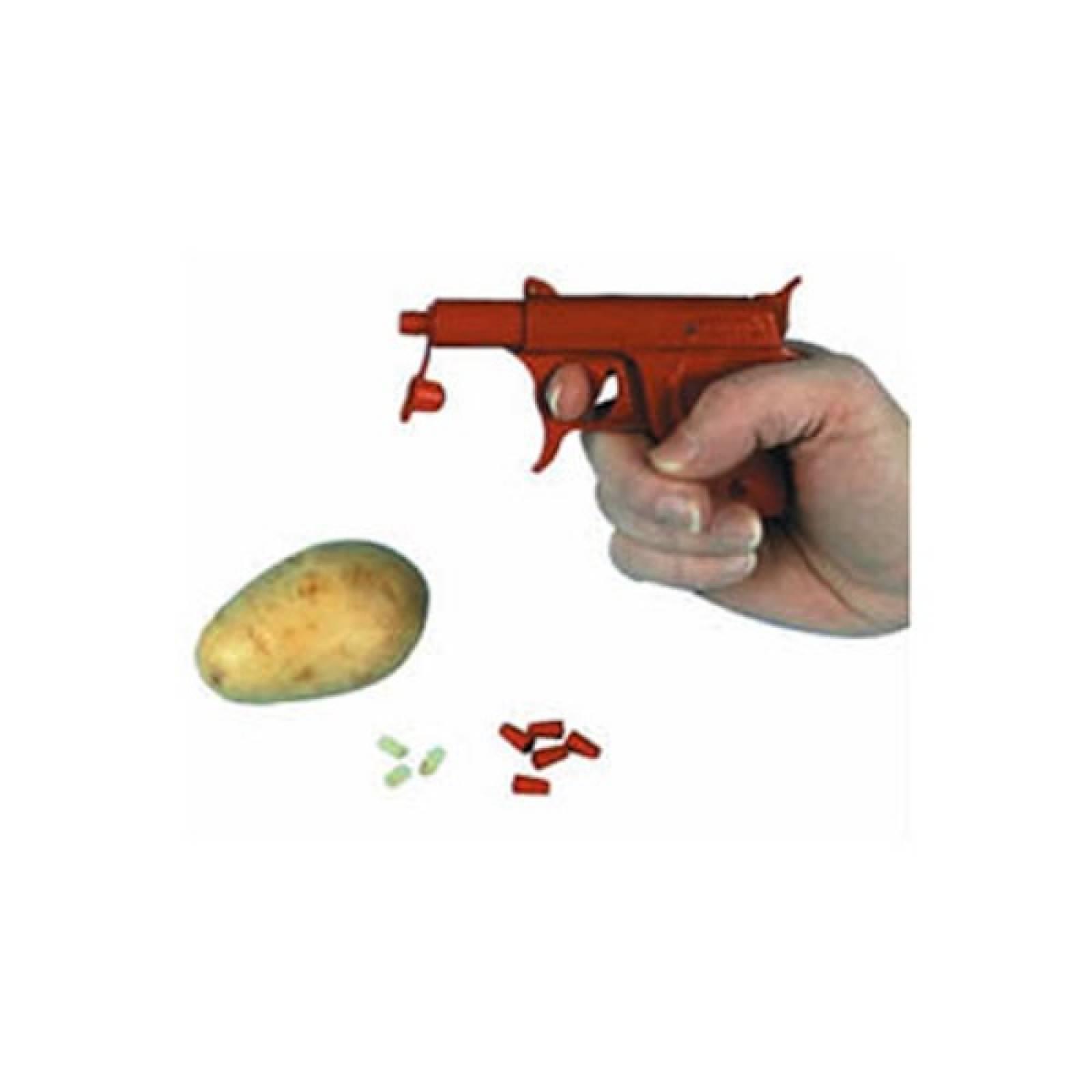 Spud Gun - Fires, Potato, Water and Pellets. thumbnails