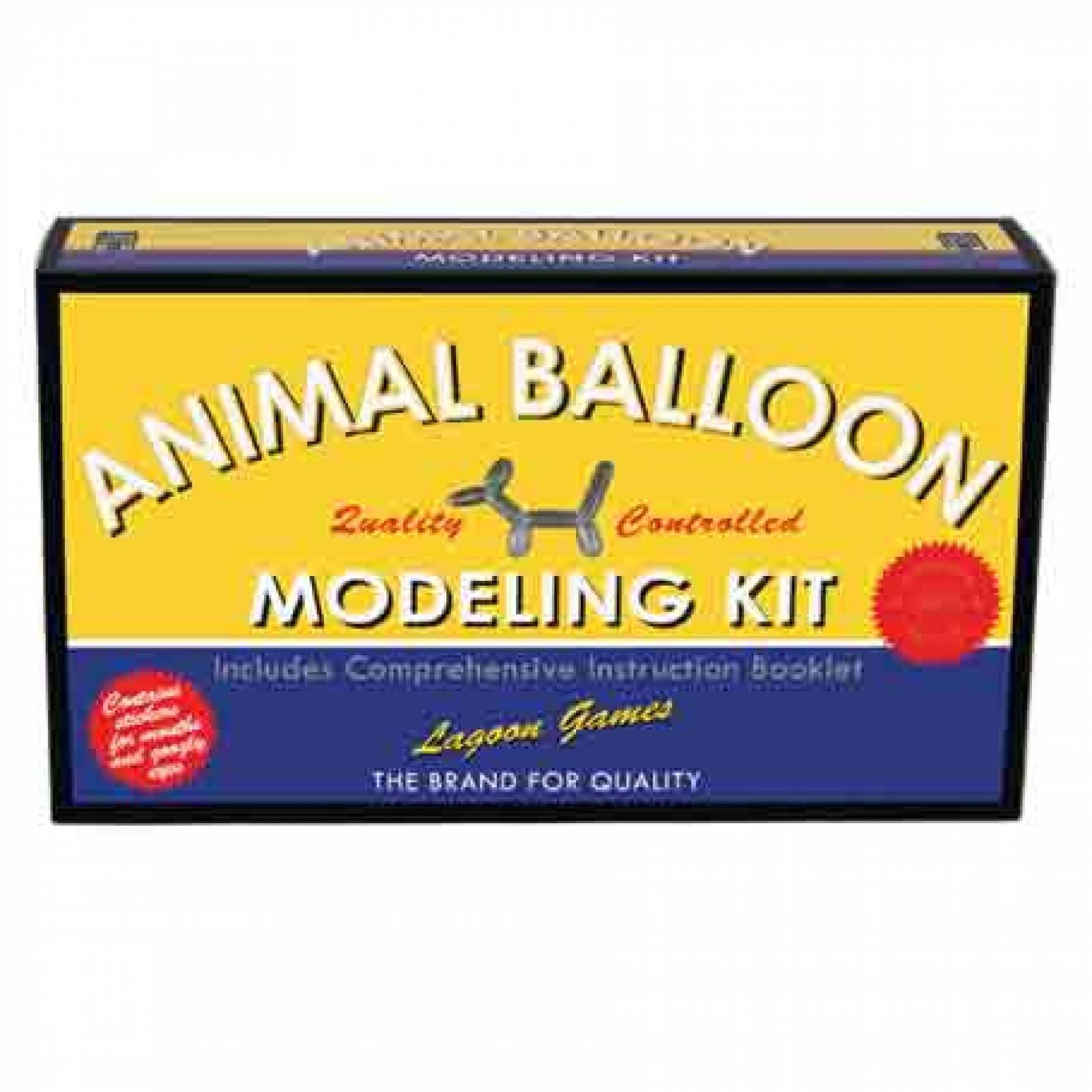 Animal Balloon Modelling Kit